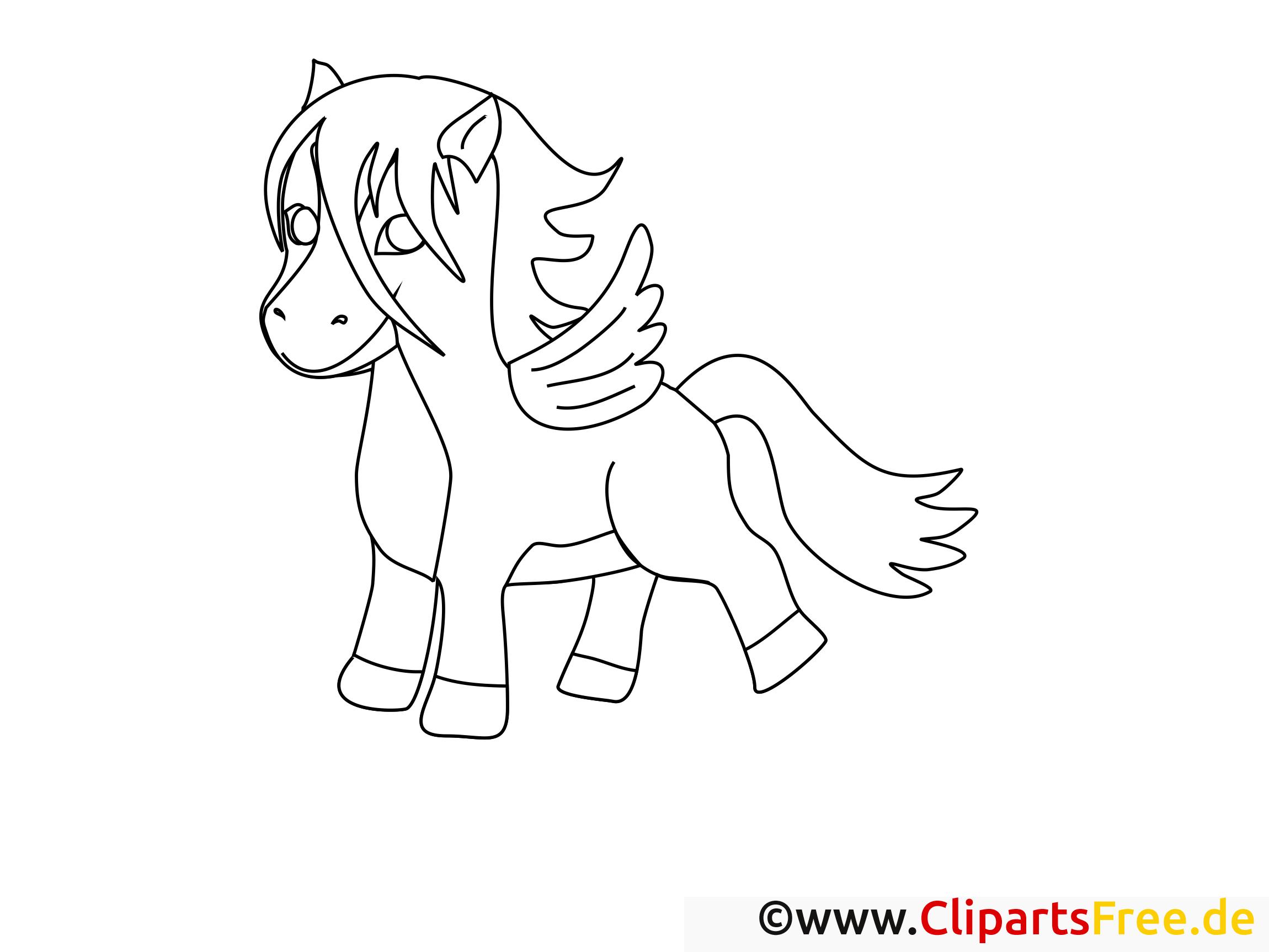 P gase dessin coloriage cheval t l charger chevaux - Coloriage pegase ...
