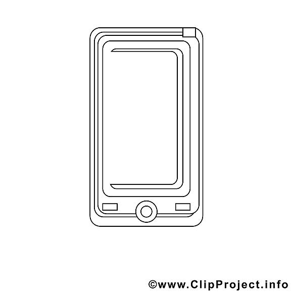Smartphone image – Divers images à colorier
