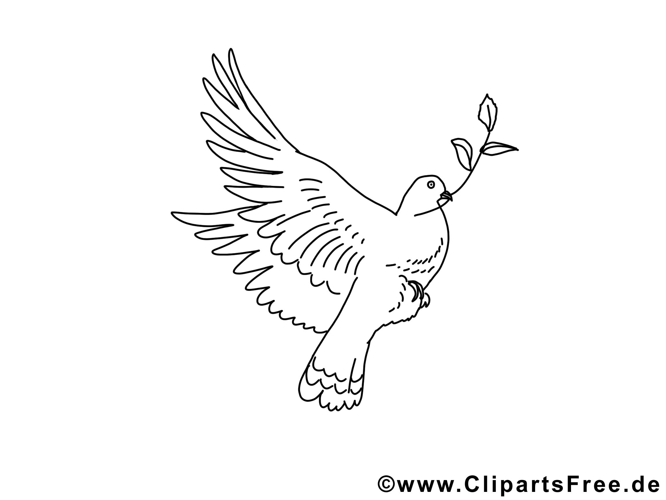 Préférence Colombe dessin à imprimer images - Divers Pages à colorier dessin  LQ19