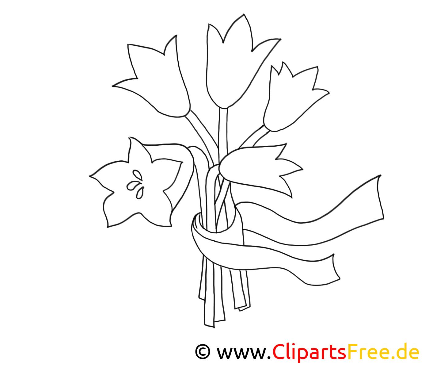 Bouquet Images Fleurs Gratuit A Imprimer Fleurs Coloriages Dessin Picture Image Graphic Clip Art Telecharger Gratuit
