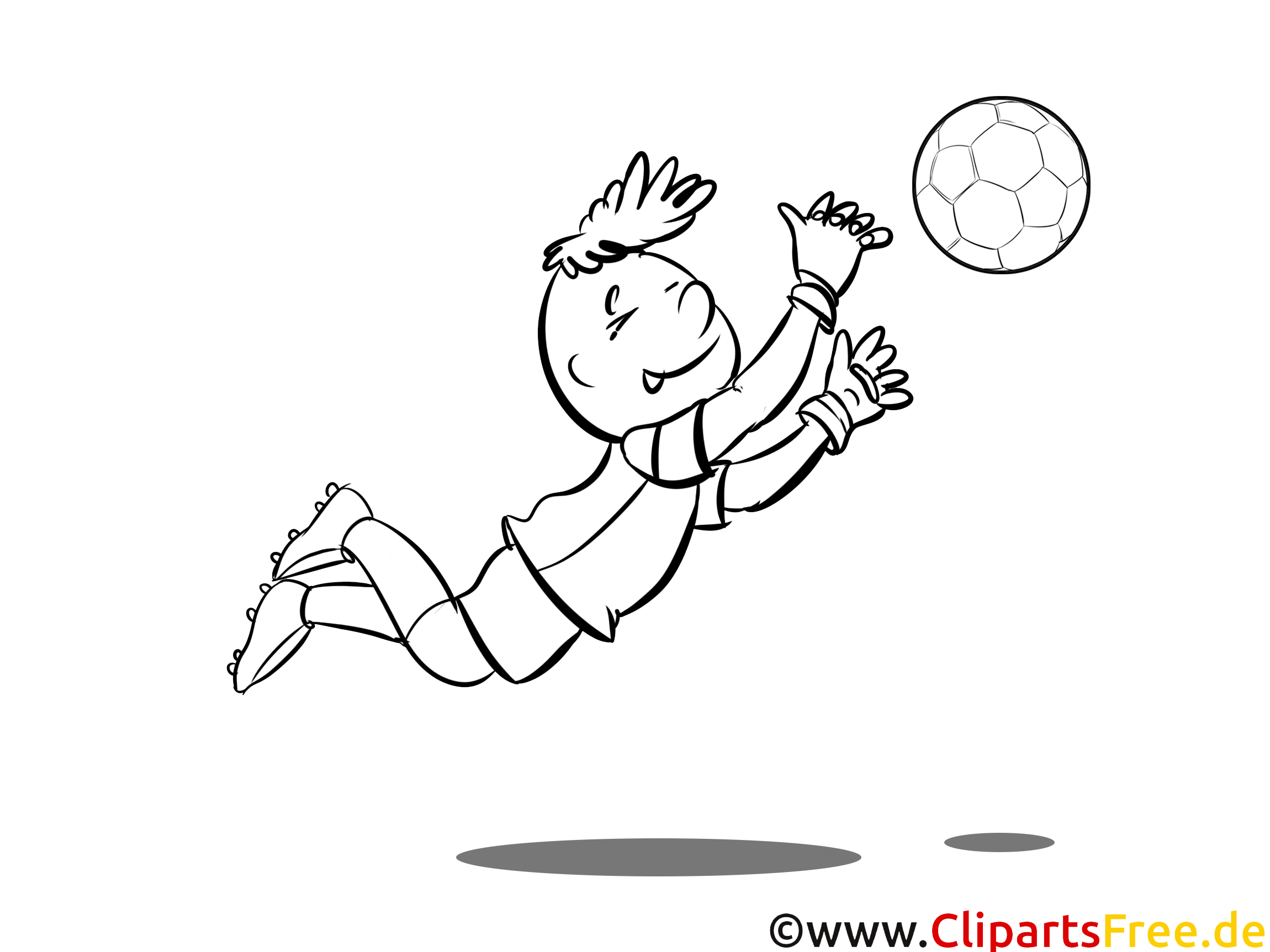 Cliparts Soccer Albanie Images Coloriage