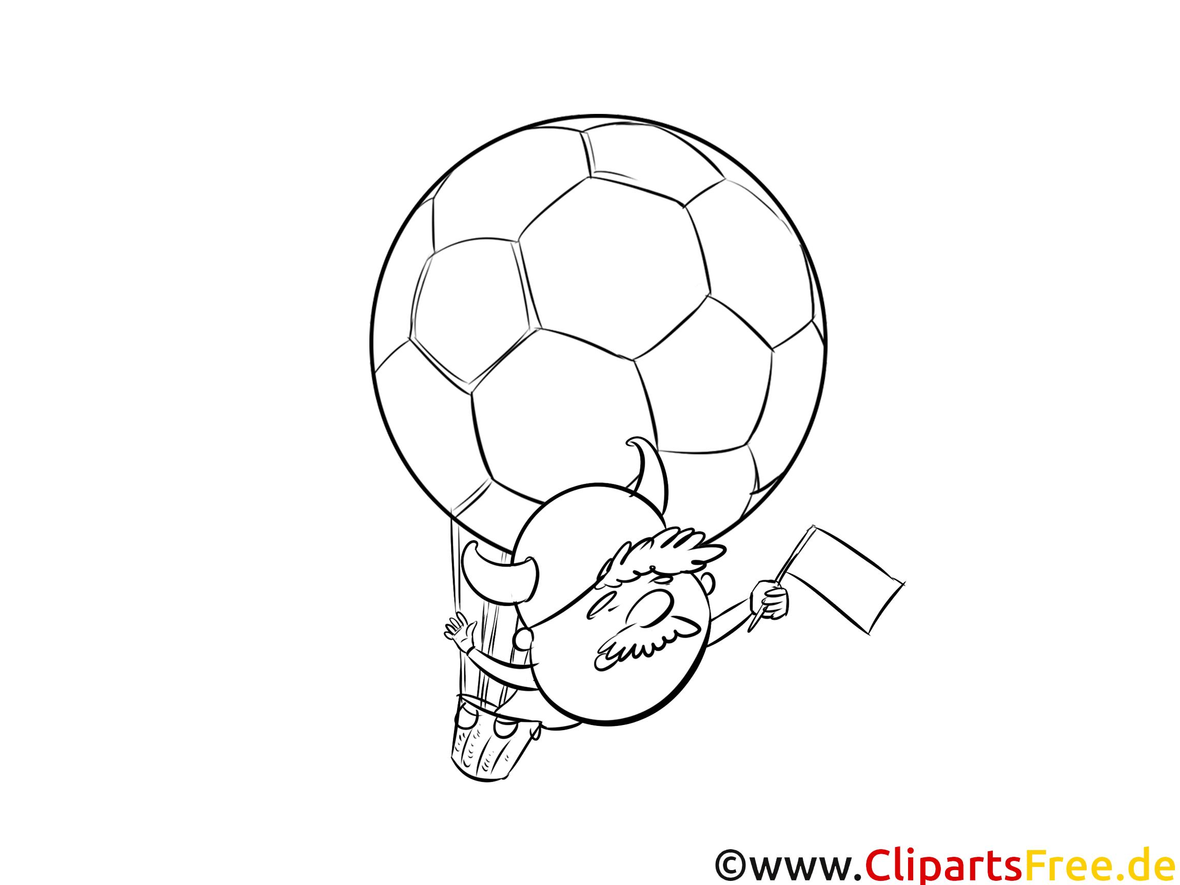 Joueur colorier Albanie Football Soccer gratuit Image