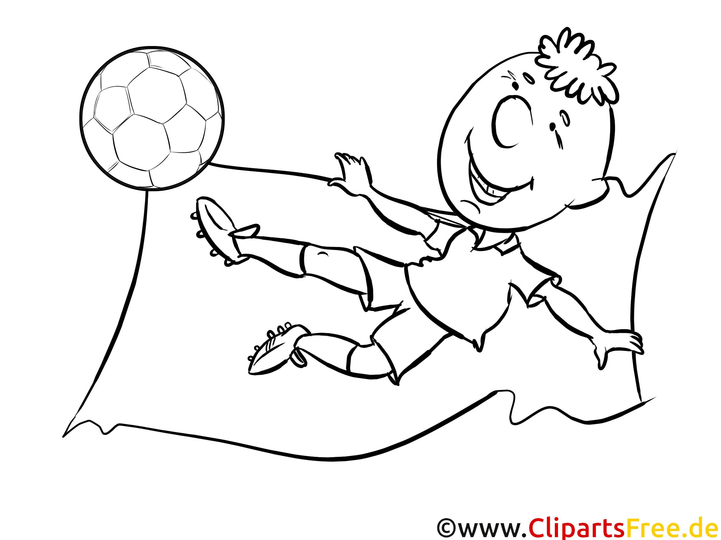 Soccer gratuit Albanie Cliparts Joueurs à colorier