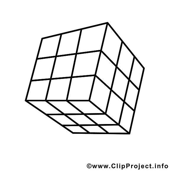 Que Es Clipart Gallery Cube de rubik d...