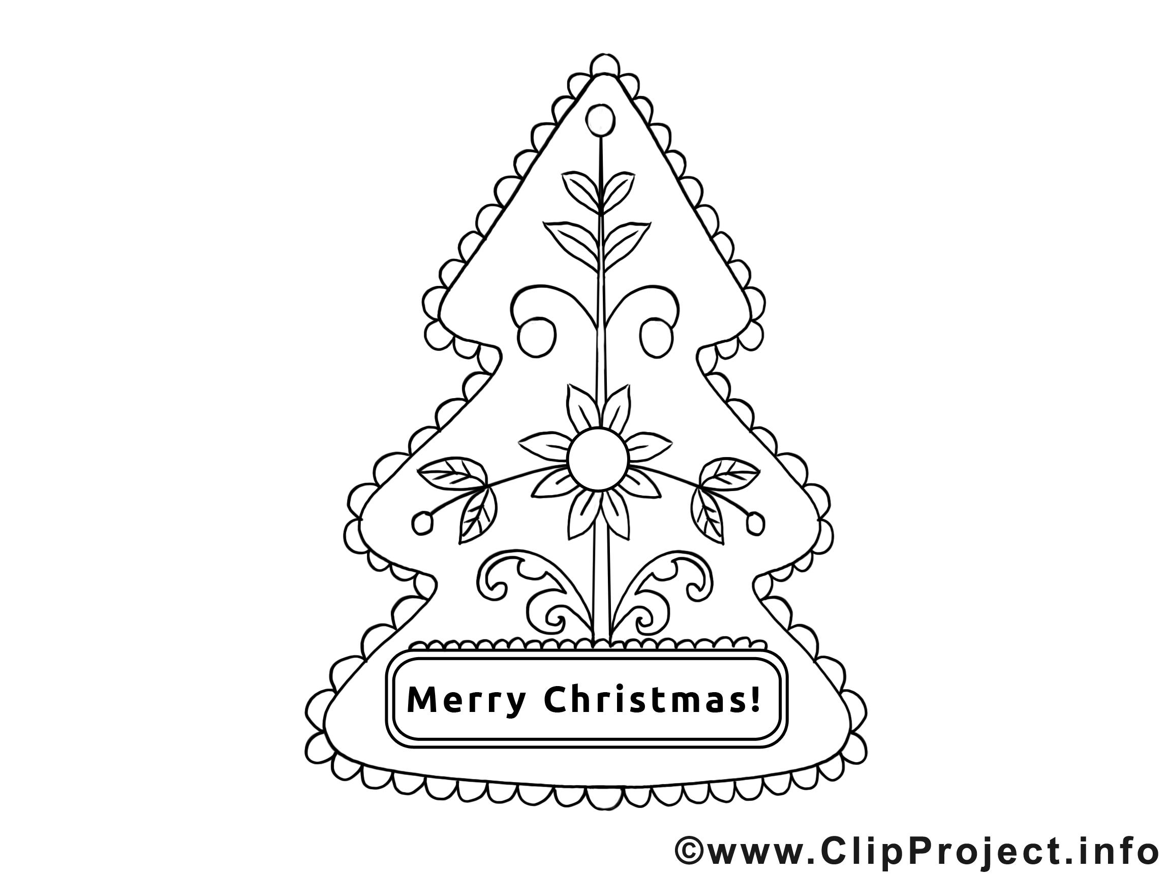 Plante cliparts gratuis – Noël à imprimer