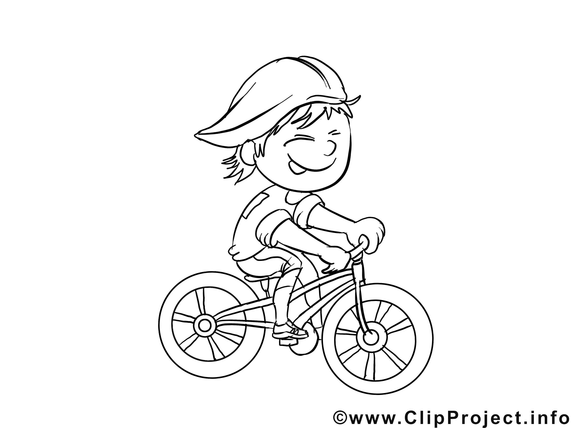 Cycliste dessin t l charger m tiers colorier - Cycliste dessin ...