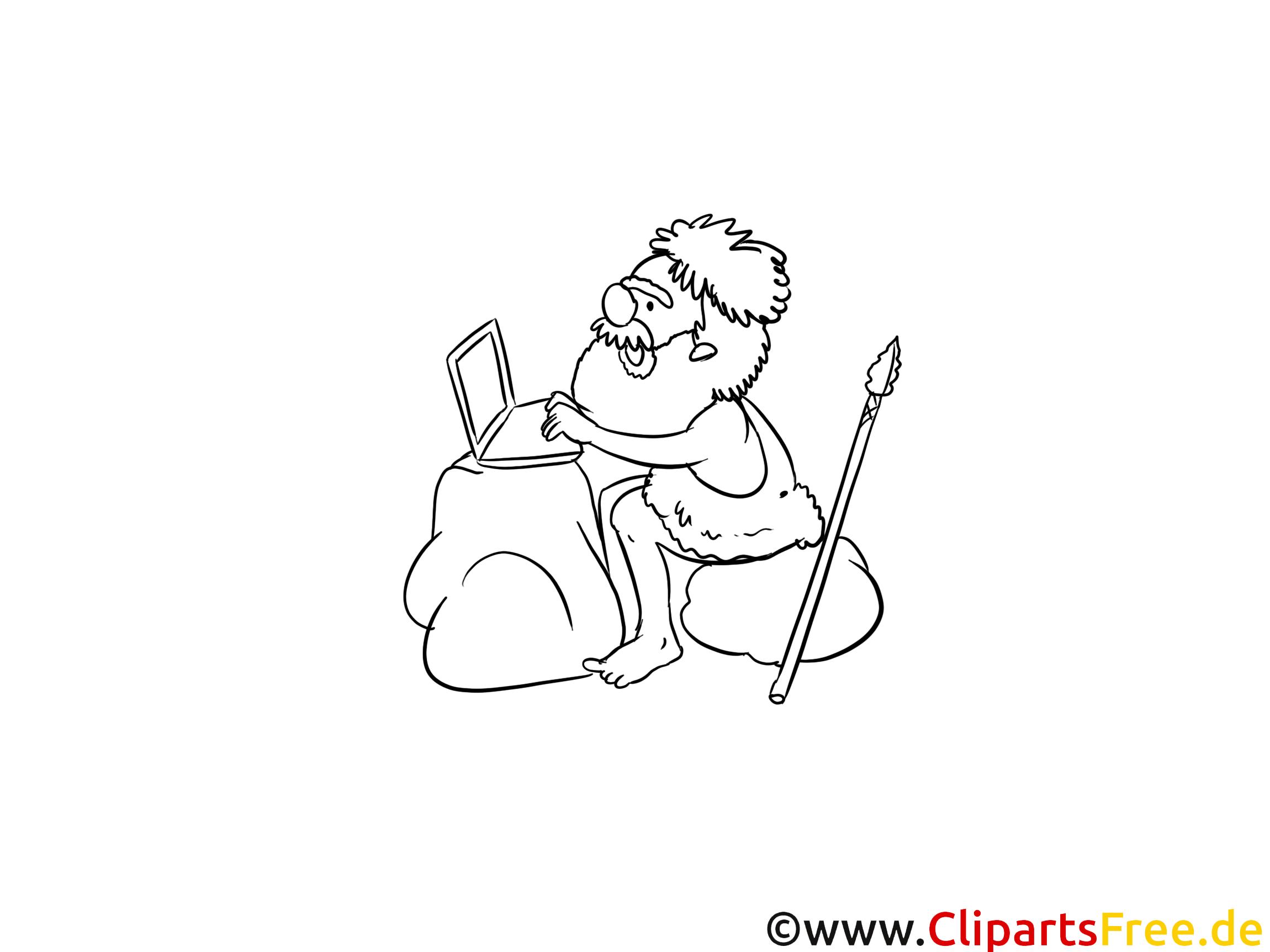 Informaticien dessins gratuits – Métiers à colorier