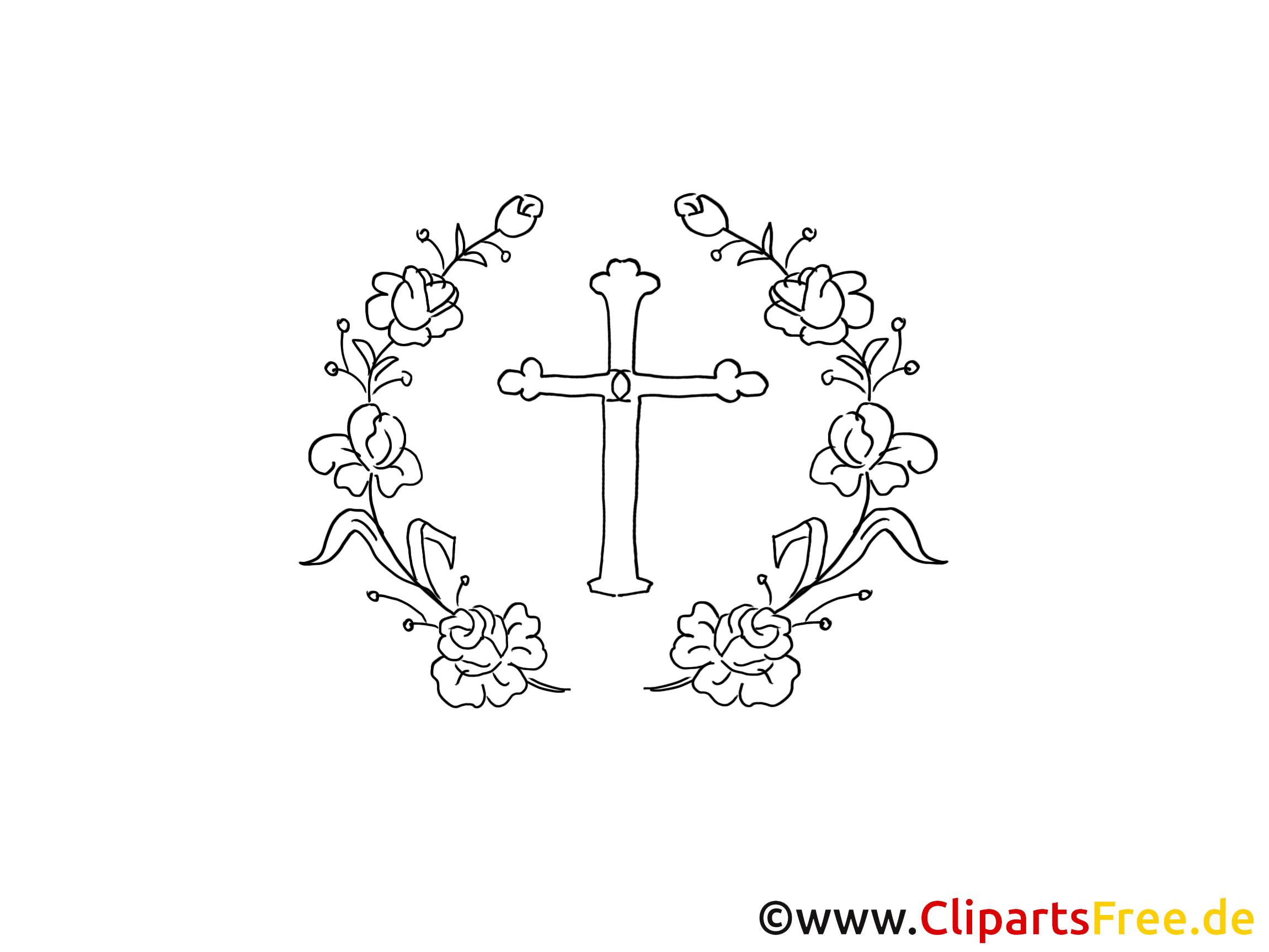 Croix images – Baptême gratuit à imprimer
