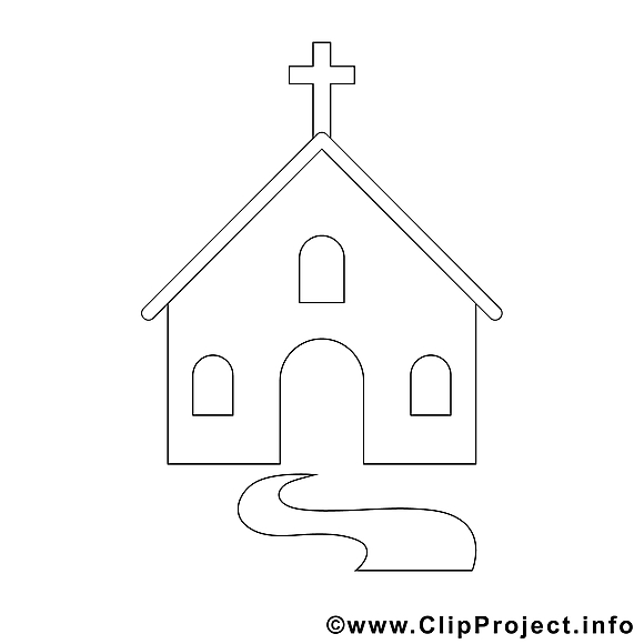 Glise dessins gratuits confirmation colorier - Eglise dessin ...