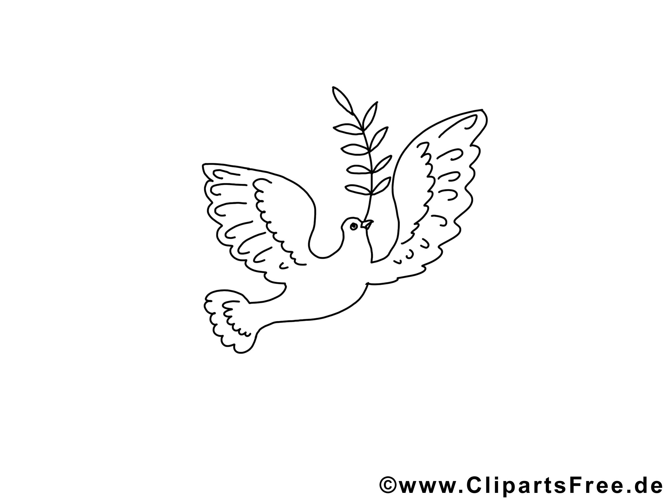 Top Pentecôte coloriages - Clipart images télécharger gratuit WC32