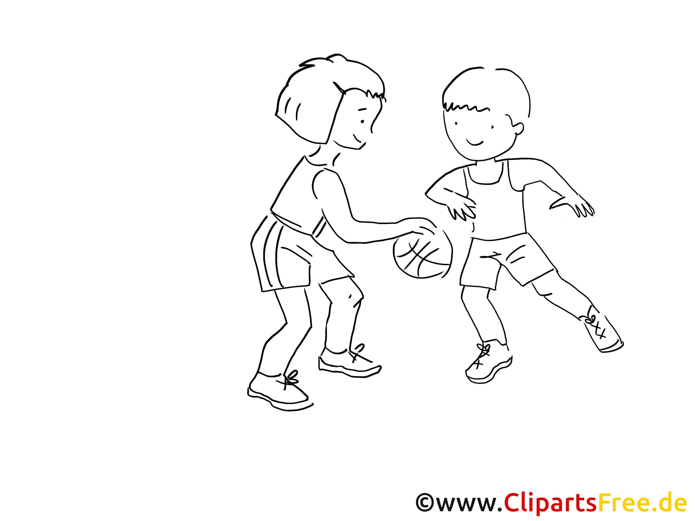 Enfants football dessins gratuits – Sport à colorier