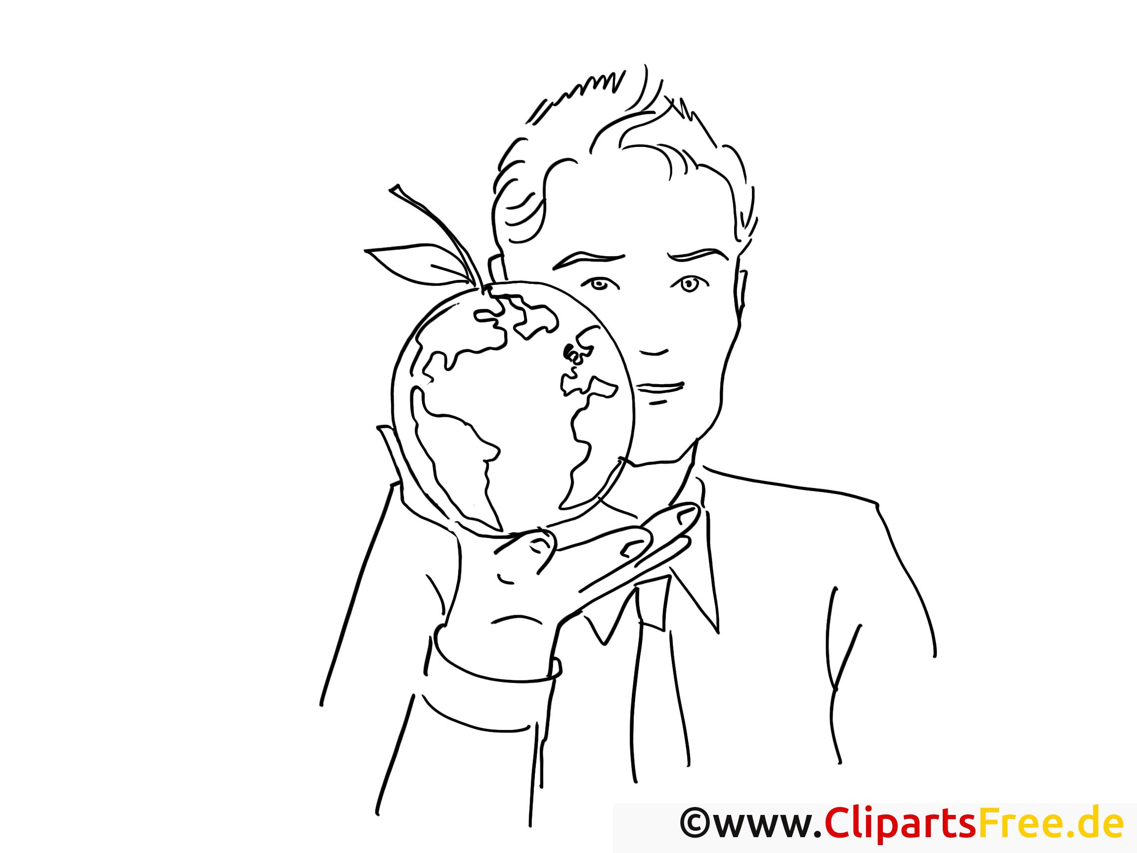 Globe images – Travail gratuits à imprimer