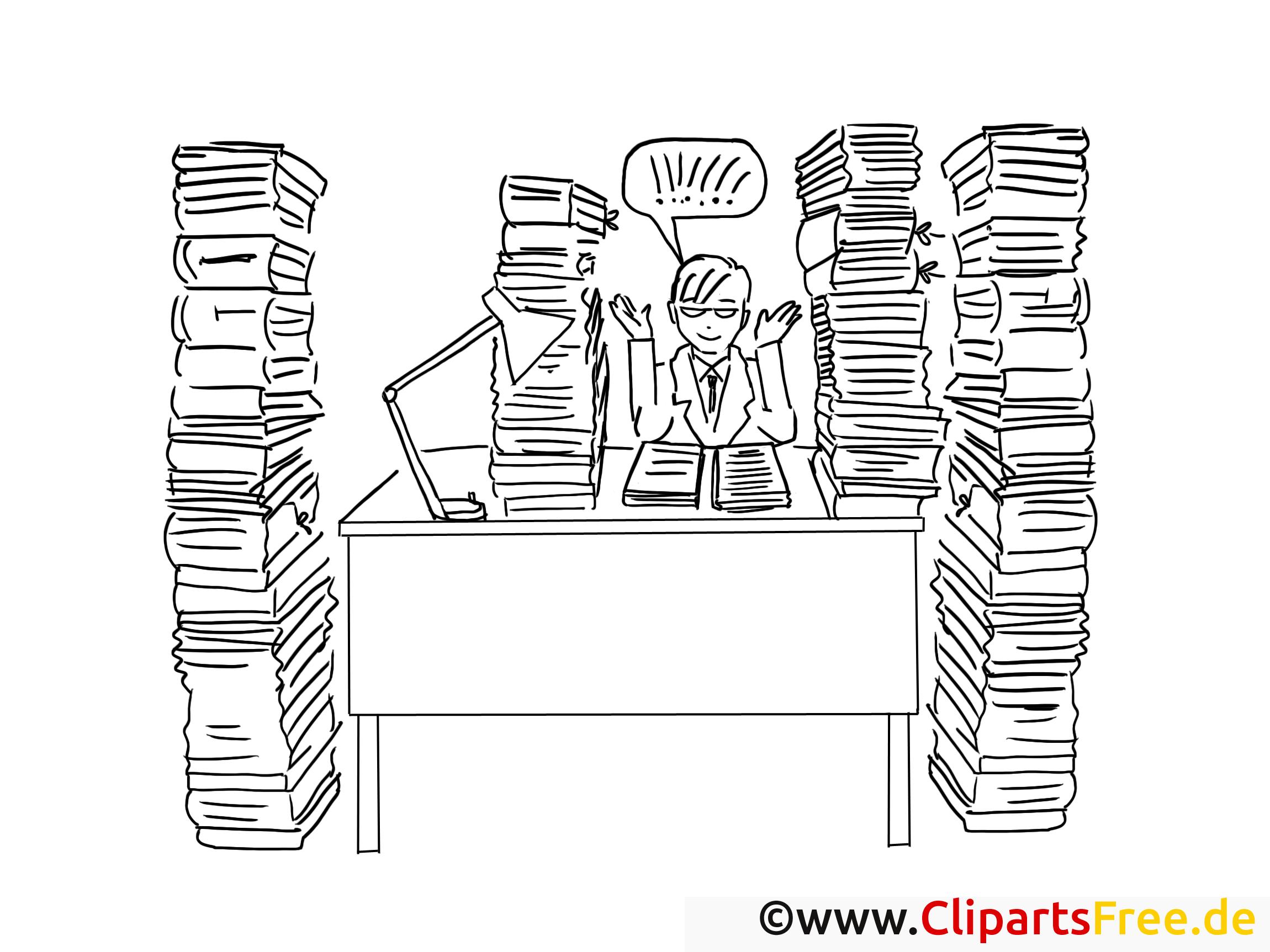 Office images – Travail gratuit à imprimer