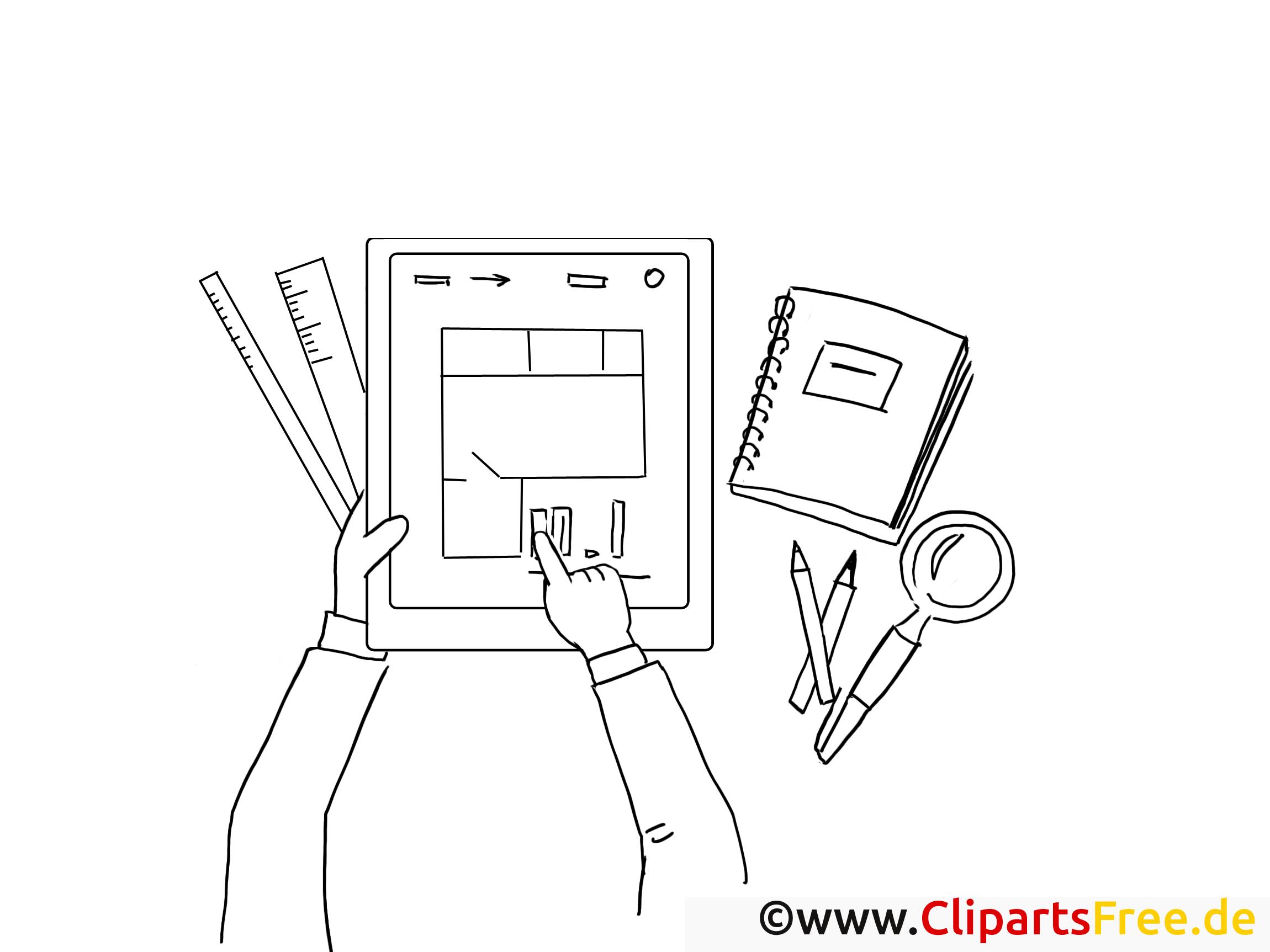 Plan dessin – Travail gratuits à imprimer