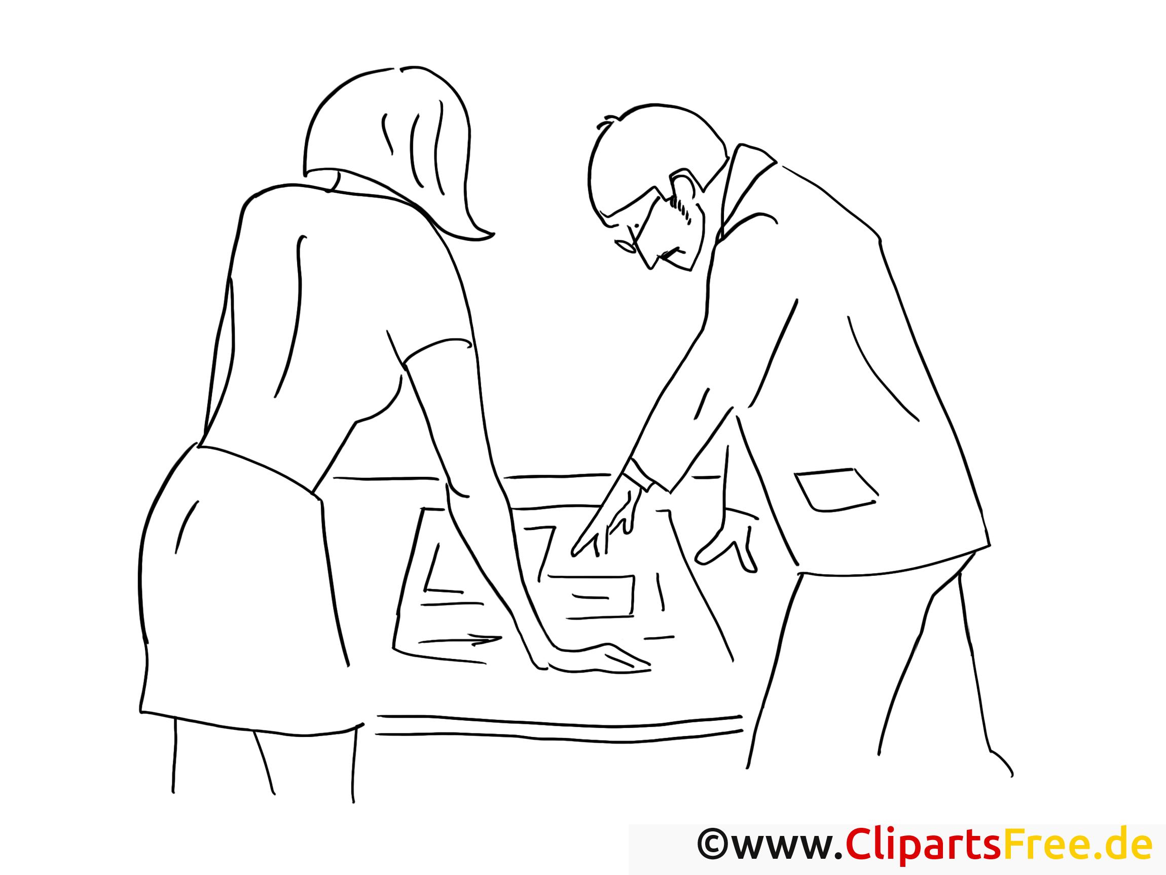 Plan dessin à télécharger – Travail à colorier
