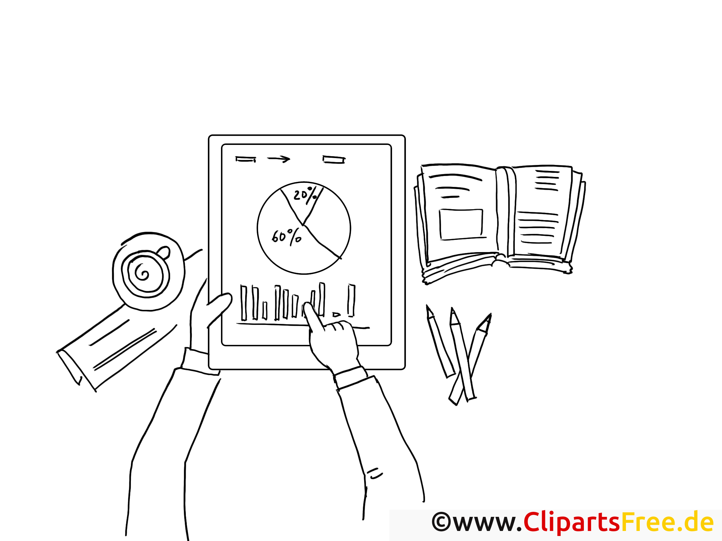 Présentation clip arts – Travail à imprimer