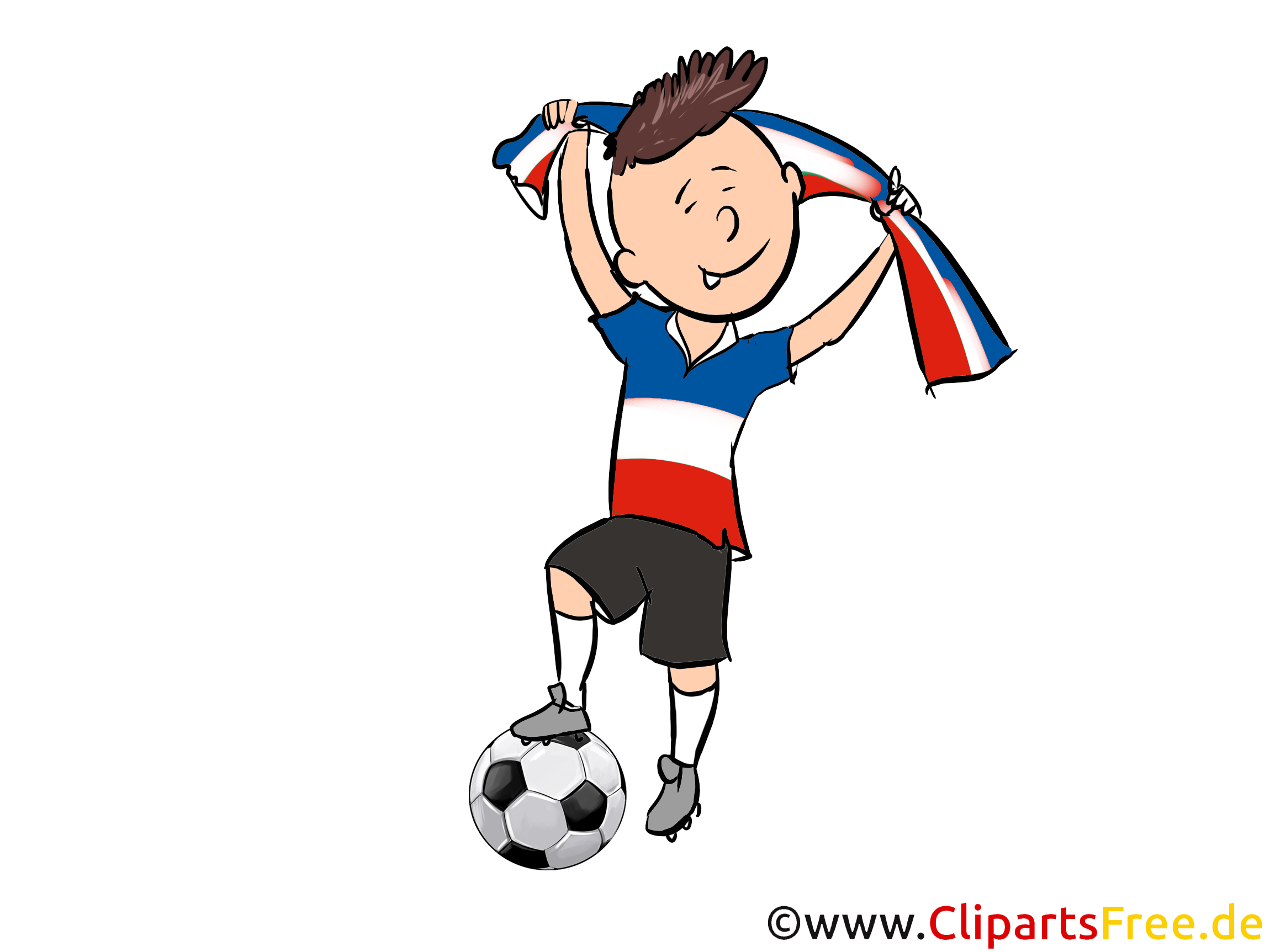 Joueur de football image t l charger gratuitement france football dessin picture image - France football gratuit ...