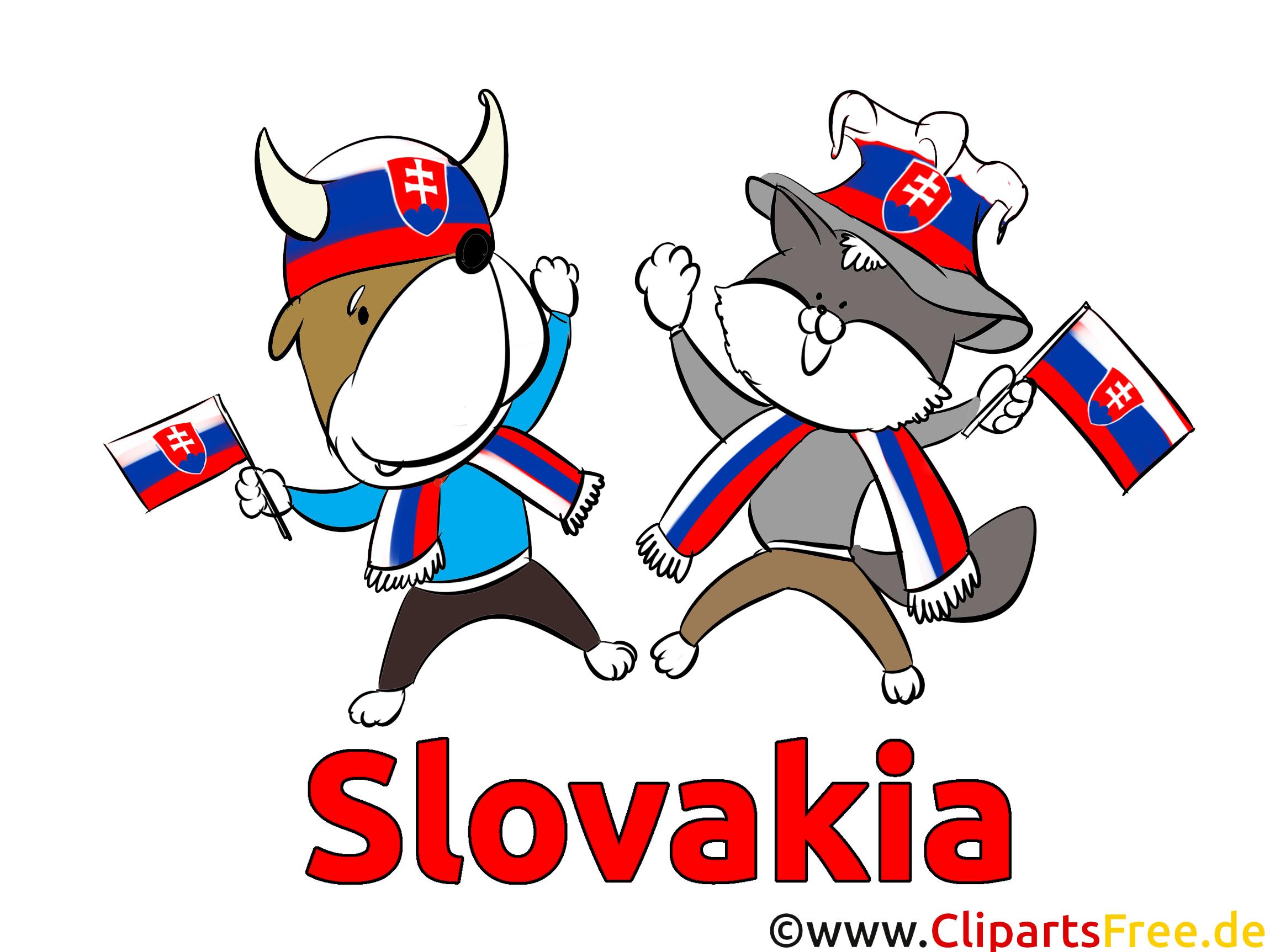 Animaux Clipart Football Slovaquie Terrain pour télécharger
