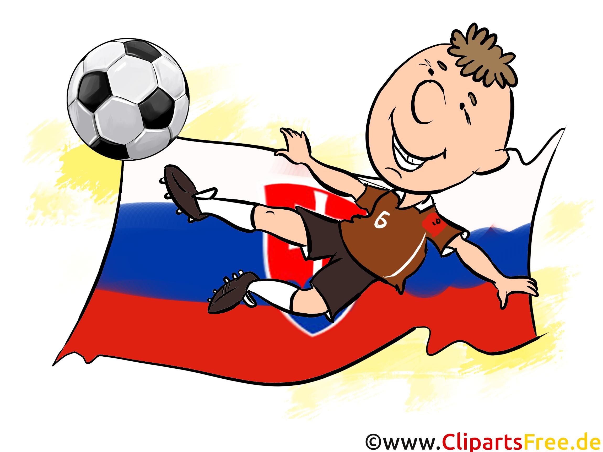 Drapeau Slovaquie Gratuit  Soccer télécharger