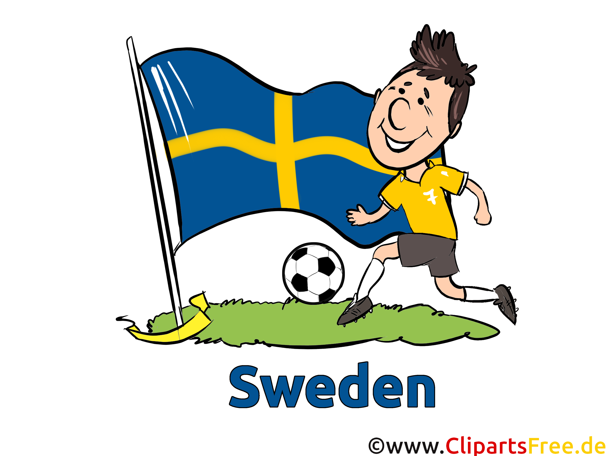 Championnat d'Europe pour télécharger Suède