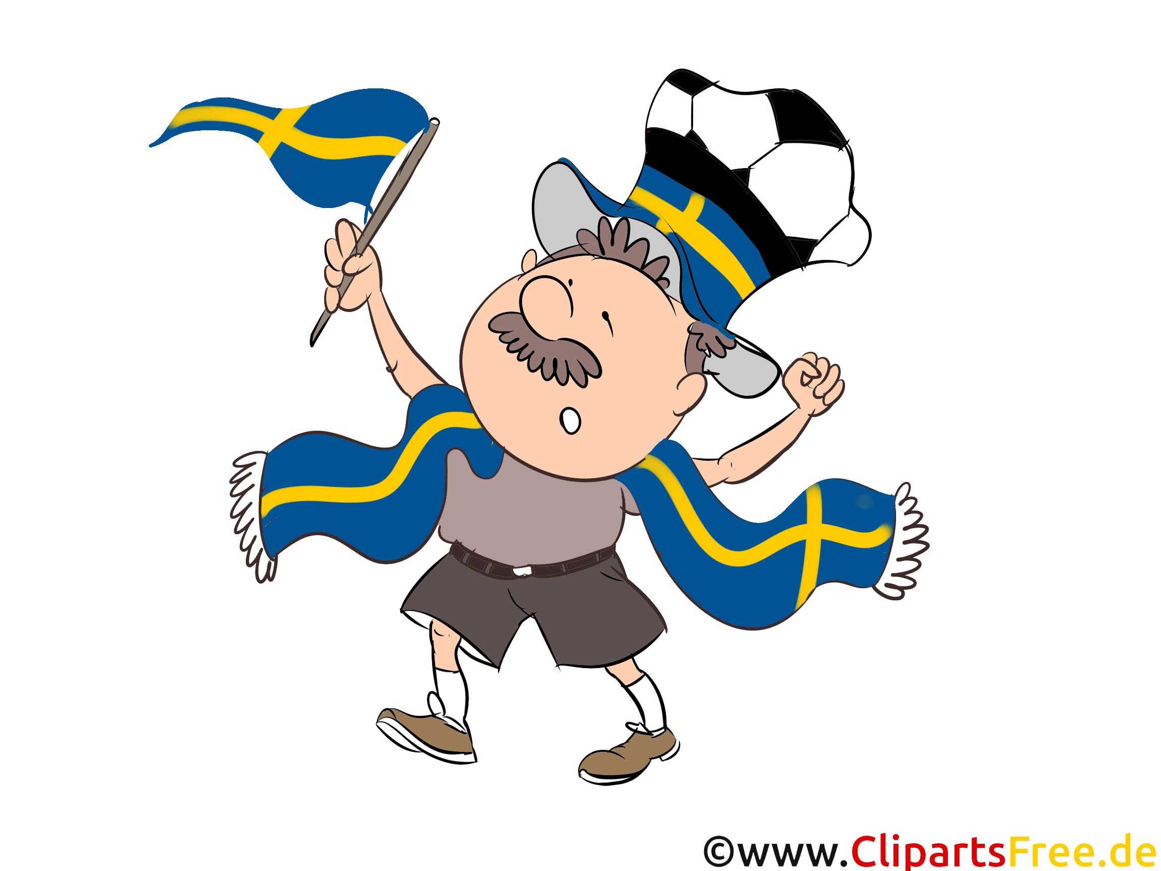 Joueur Football Soccer gratuit Image Suède
