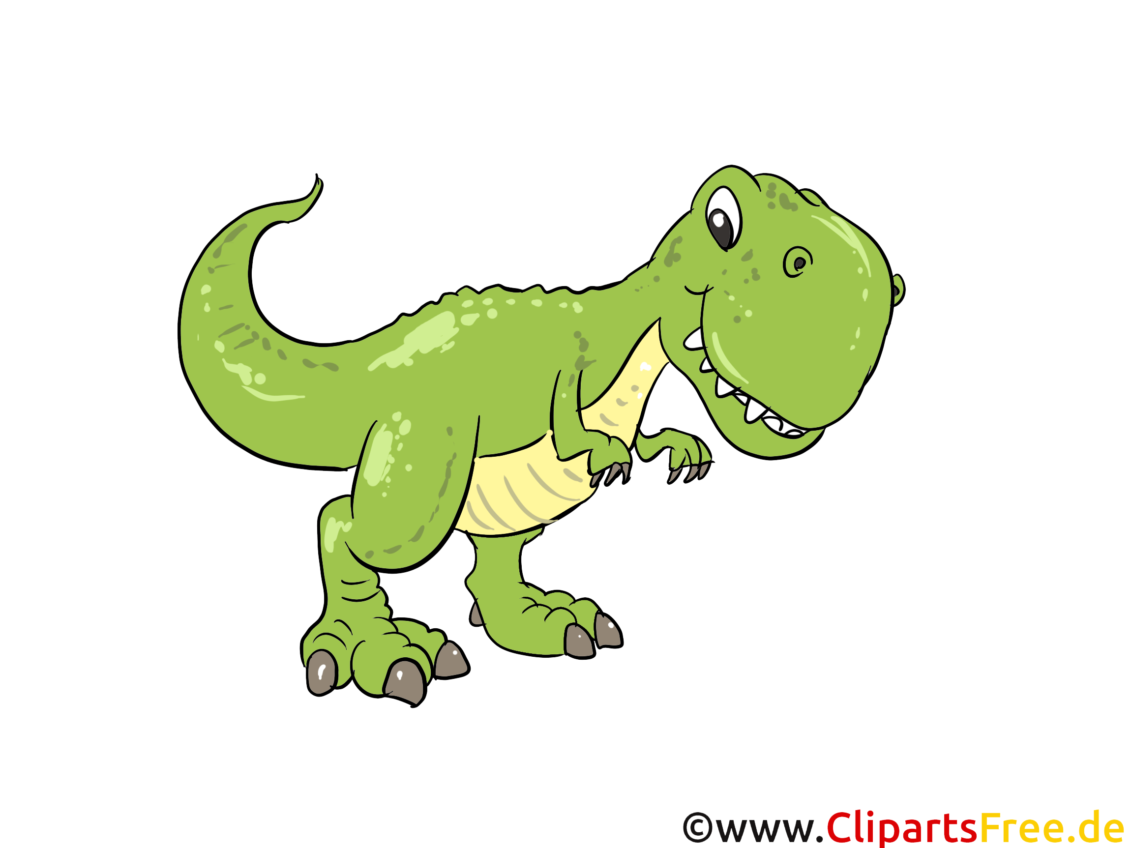 Tyrannosaure images – Dinosaure clip art gratuit