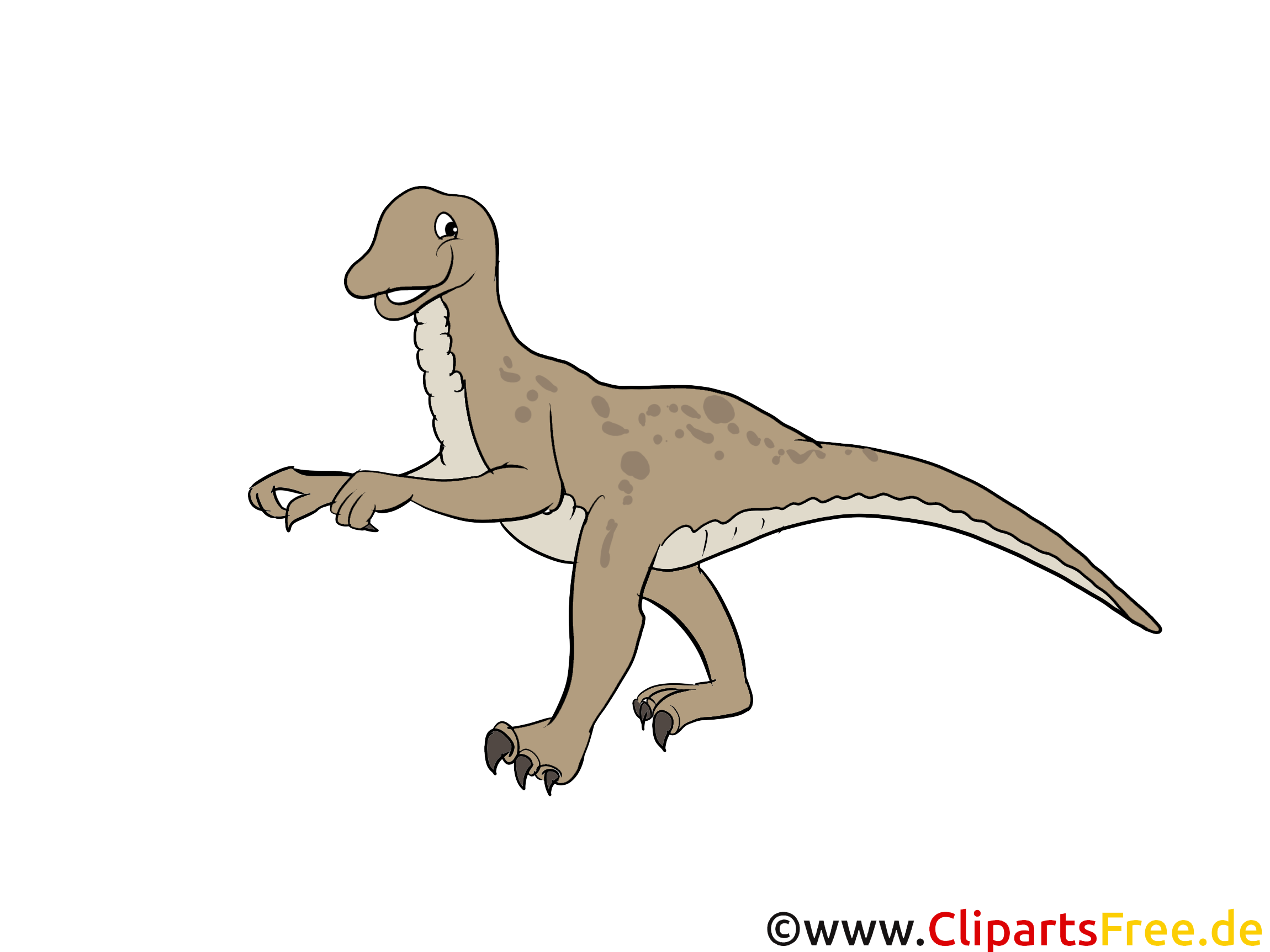 Velociraptor image – Dinosaure images cliparts
