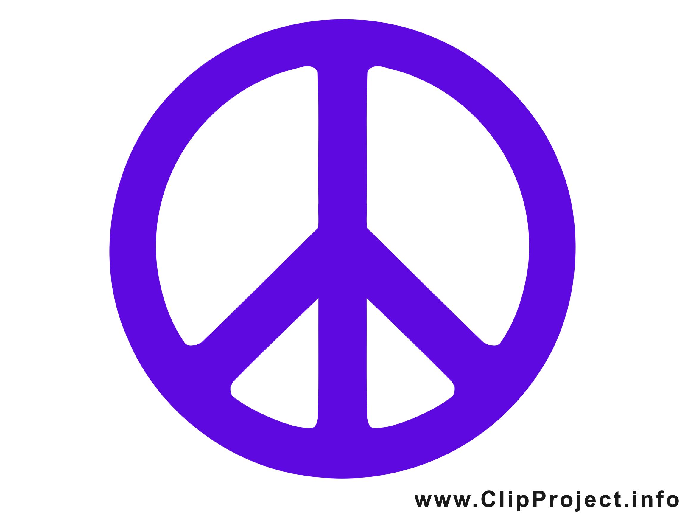 Pacifisme clip art gratuit – Symbole de la paix images gratuites
