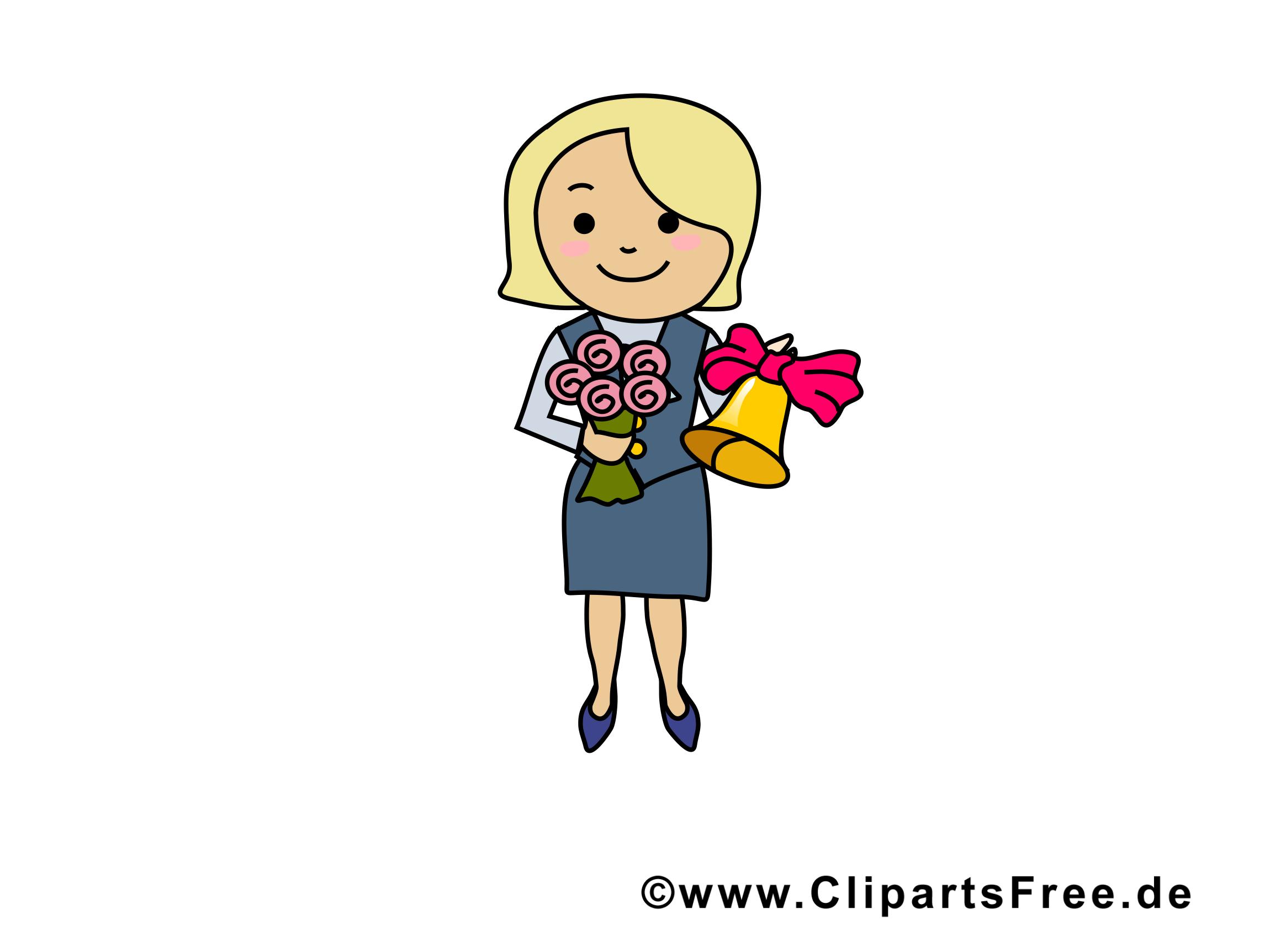 Enseignante images gratuites – École clipart