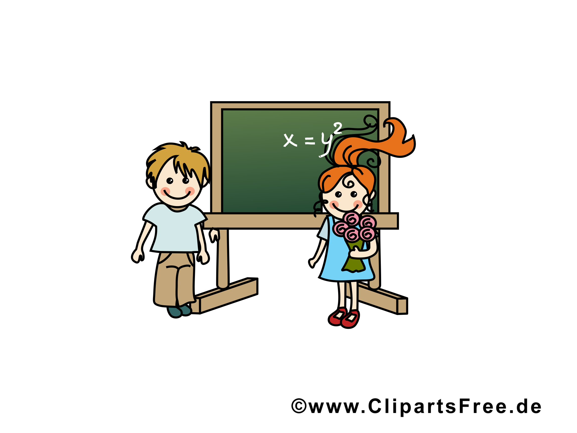 Tableau dessins gratuits – École clipart