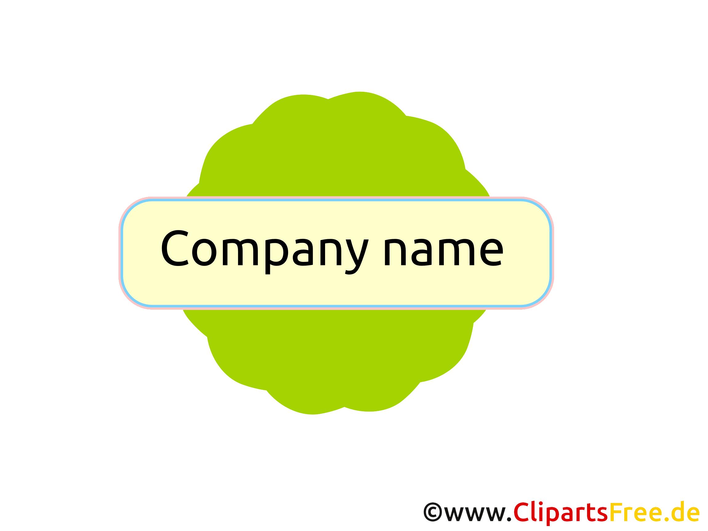 Marque clipart – Logo dessins gratuits
