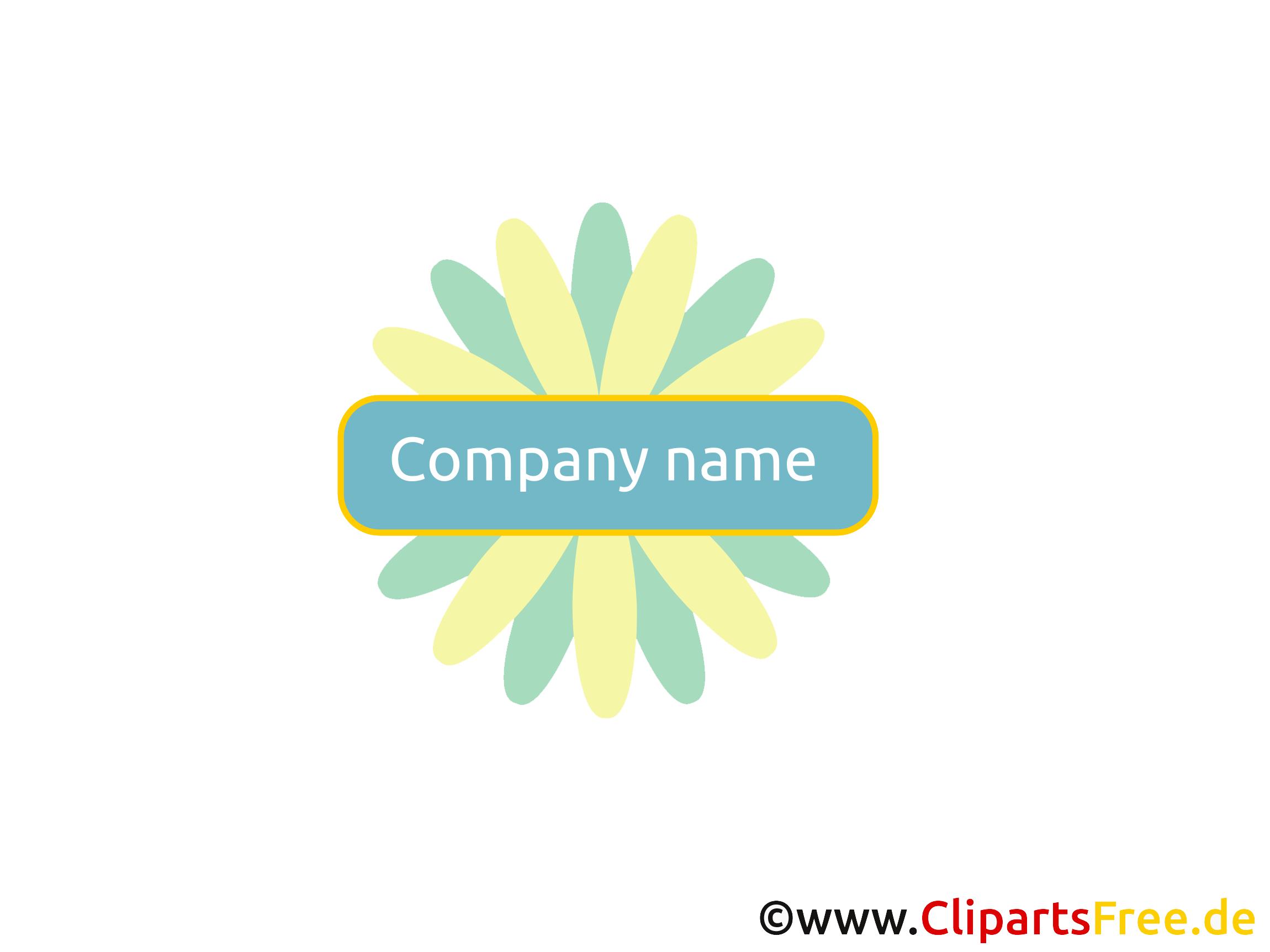 Soleil dessin – Logo à télécharger