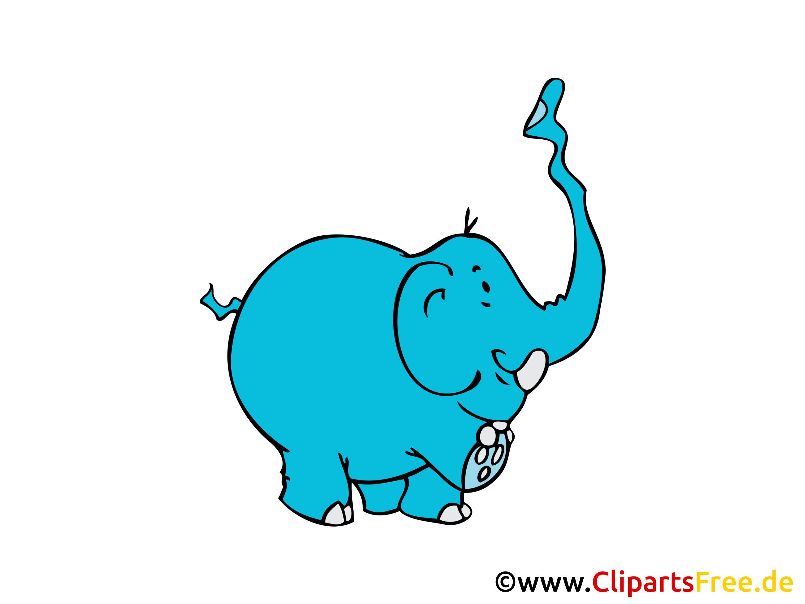 Éléphant cliparts gratuis – Émoticônes images