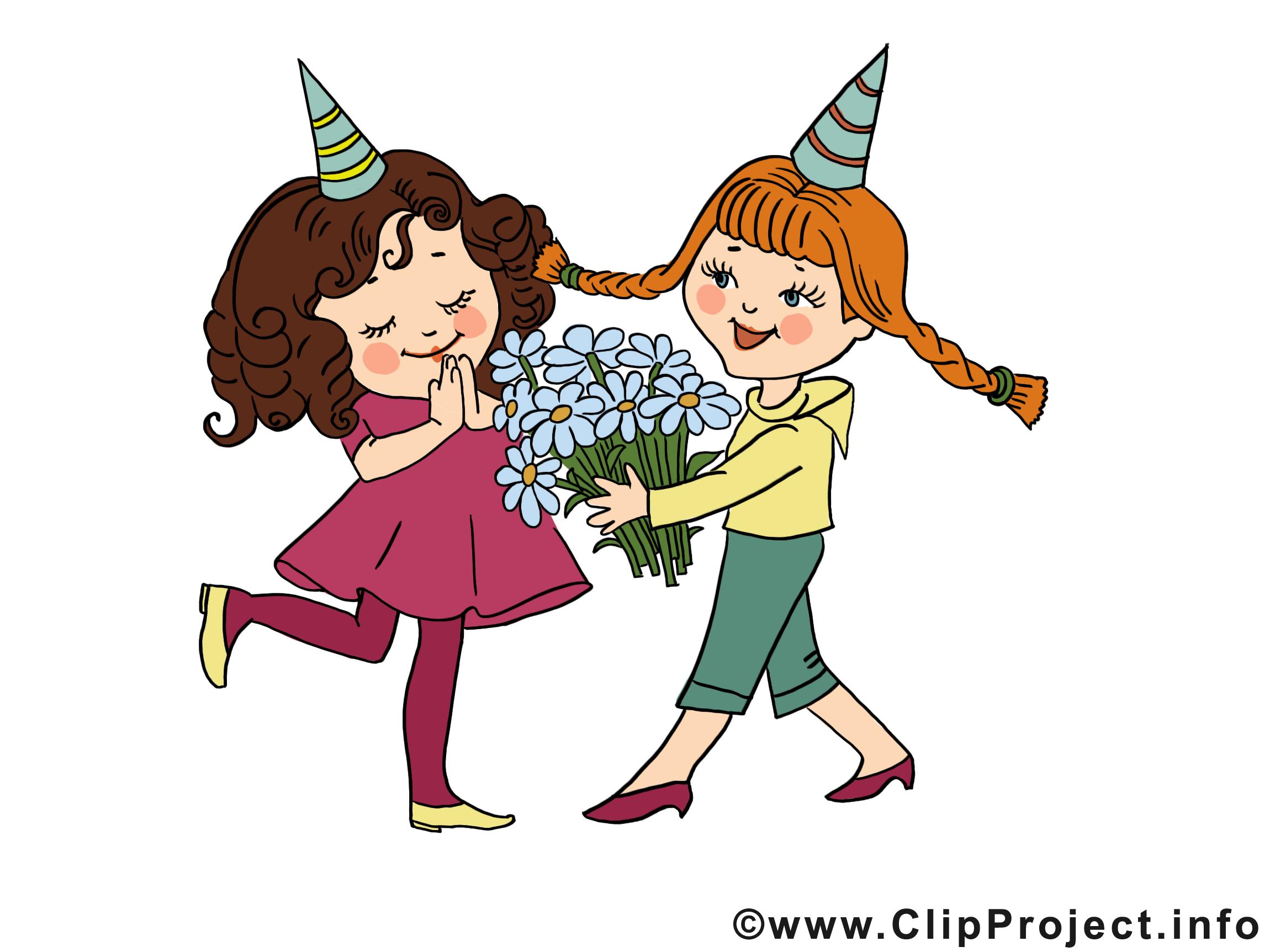 Fleurs clipart gratuit - amies images