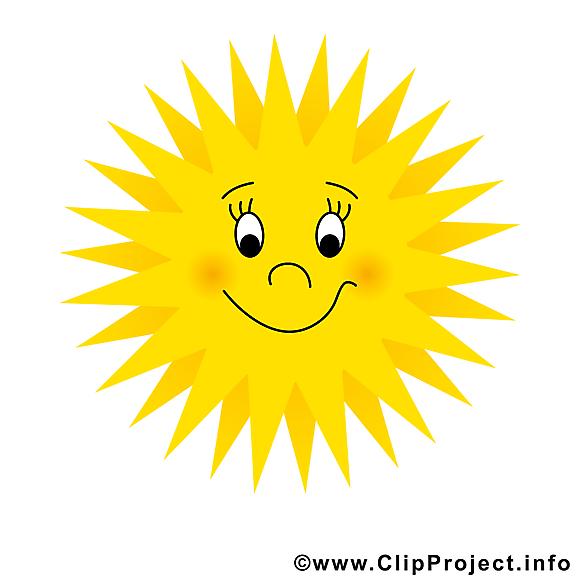 Top Image soleil gratuite – Été clipart - Été dessin, picture, image  TW07