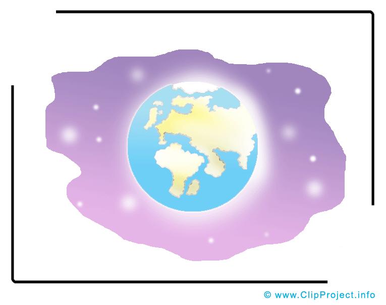 Terre dessin – Conte de fées cliparts à télécharger