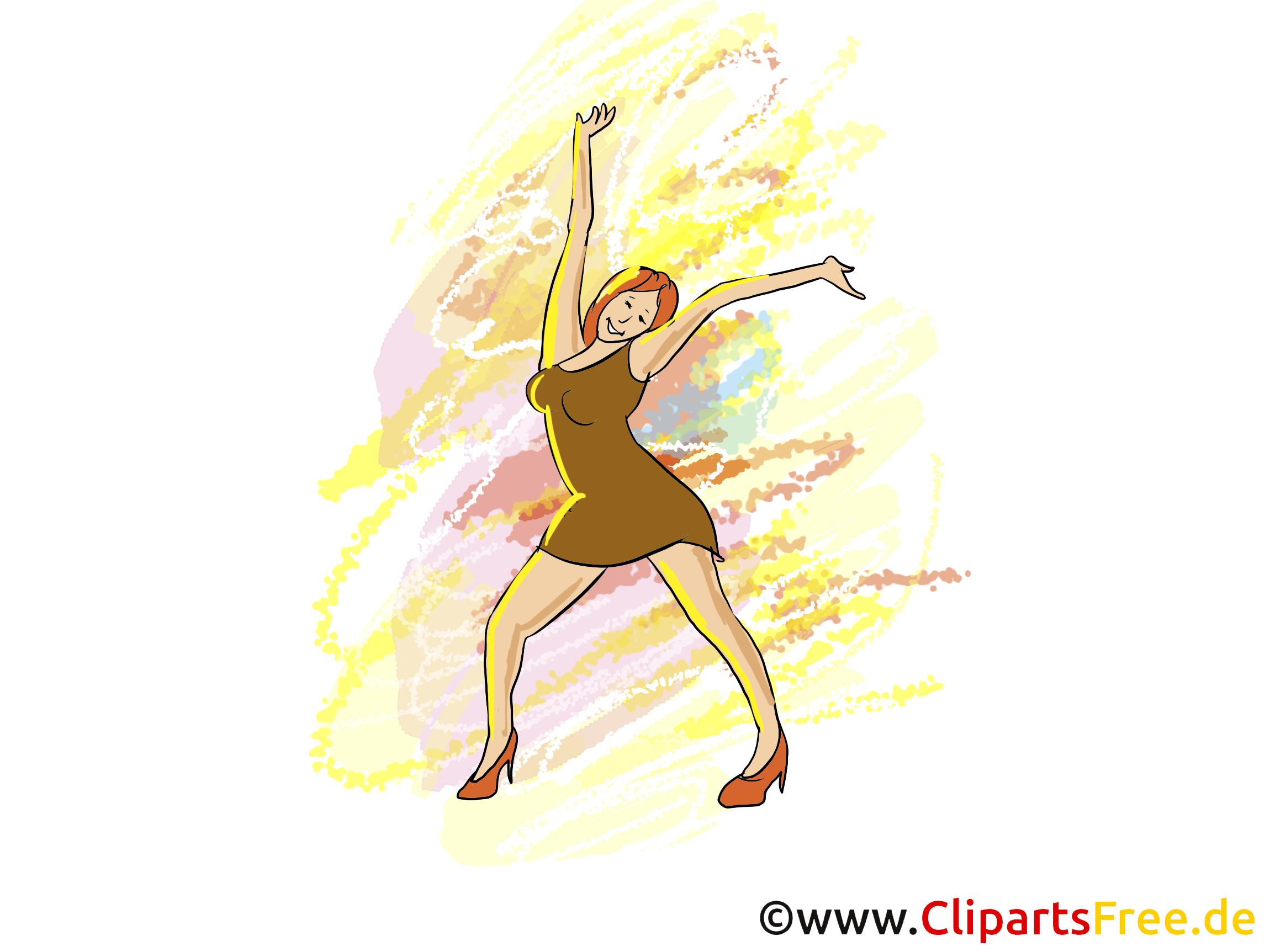 Disco cliparts gratuis - Danse images gratuites