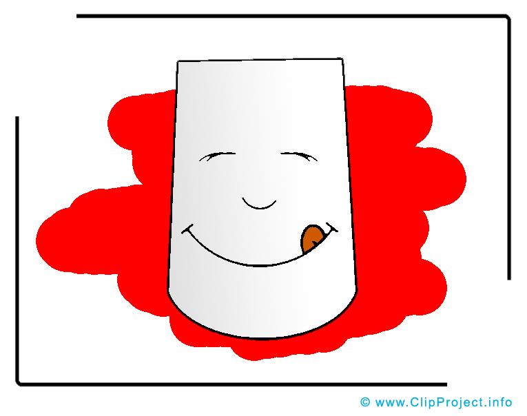 Masque clip art image gratuite