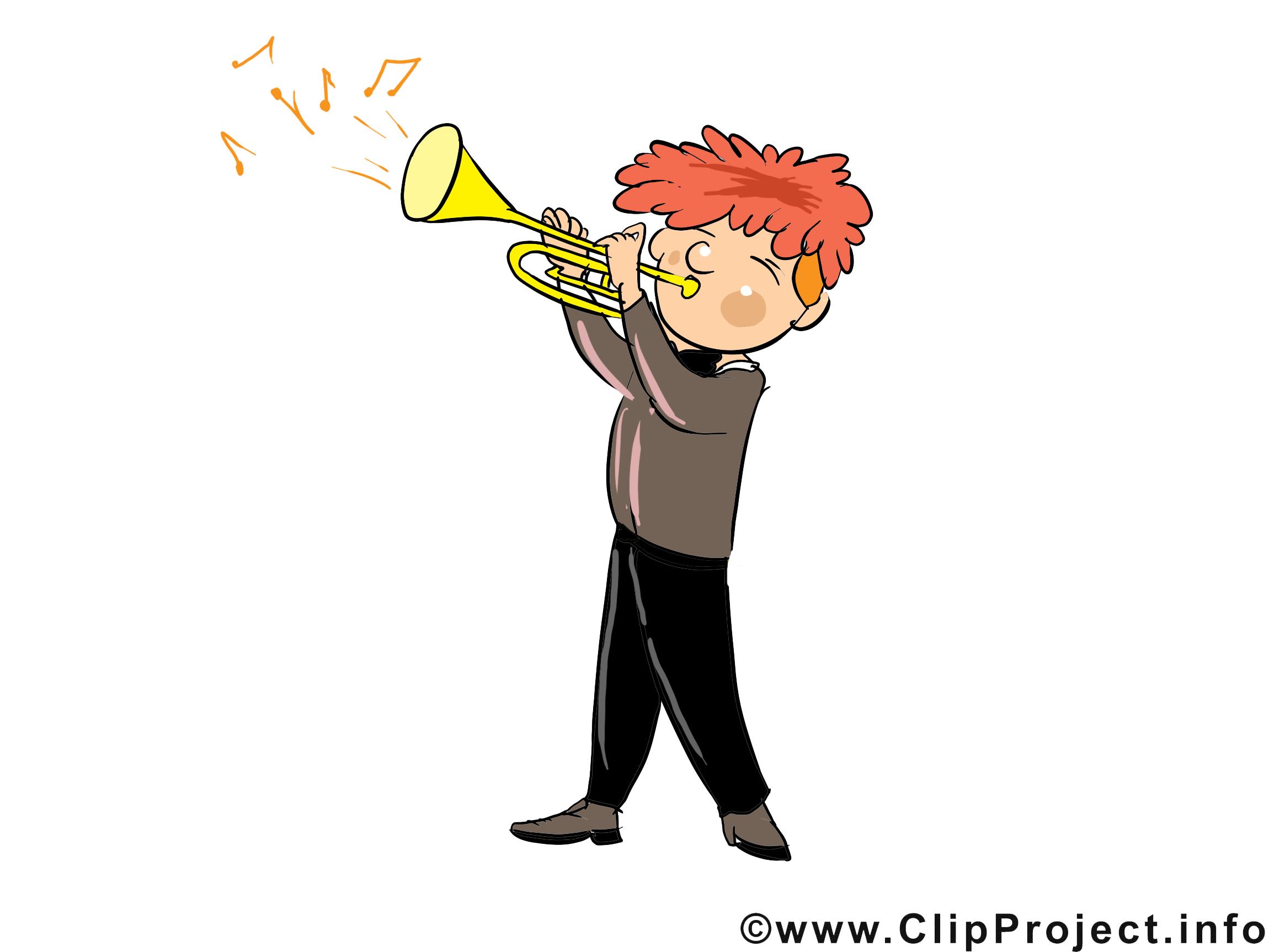 Musicien image gratuite - Soirée cliparts