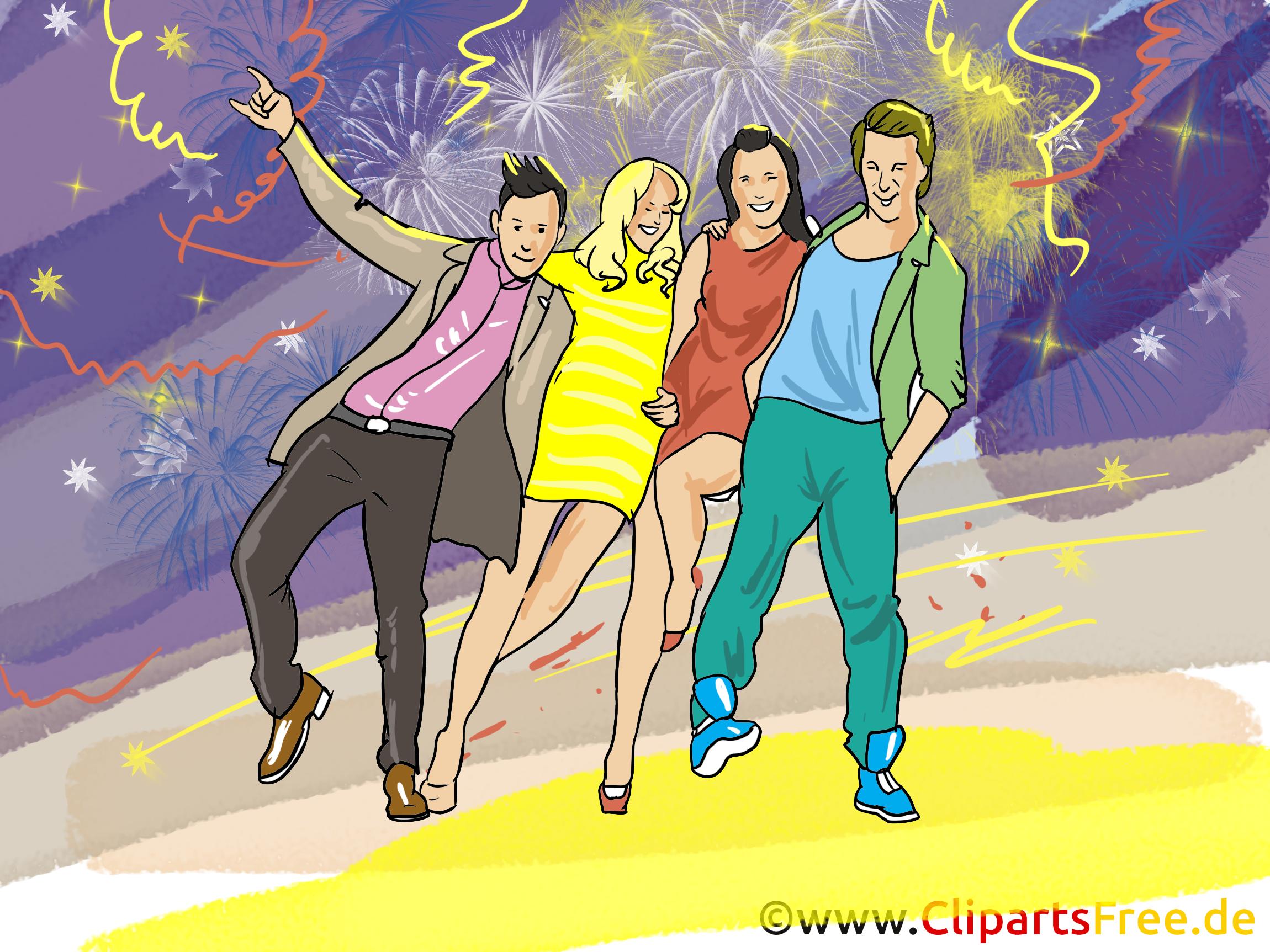 Soirée disco image à télécharger gratuite