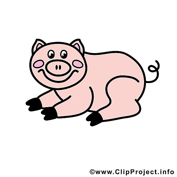 Cochon images – Ferme clip art gratuit