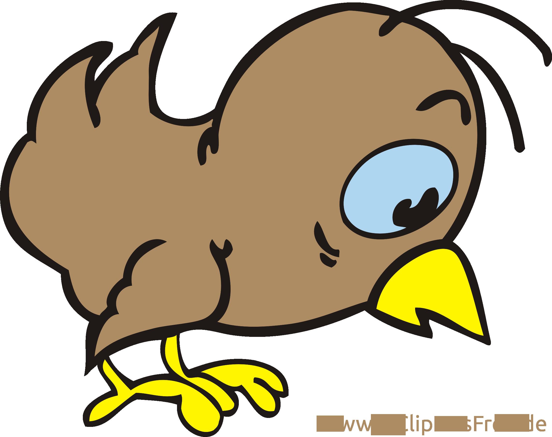 Oiseau image gratuite – Ferme clipart