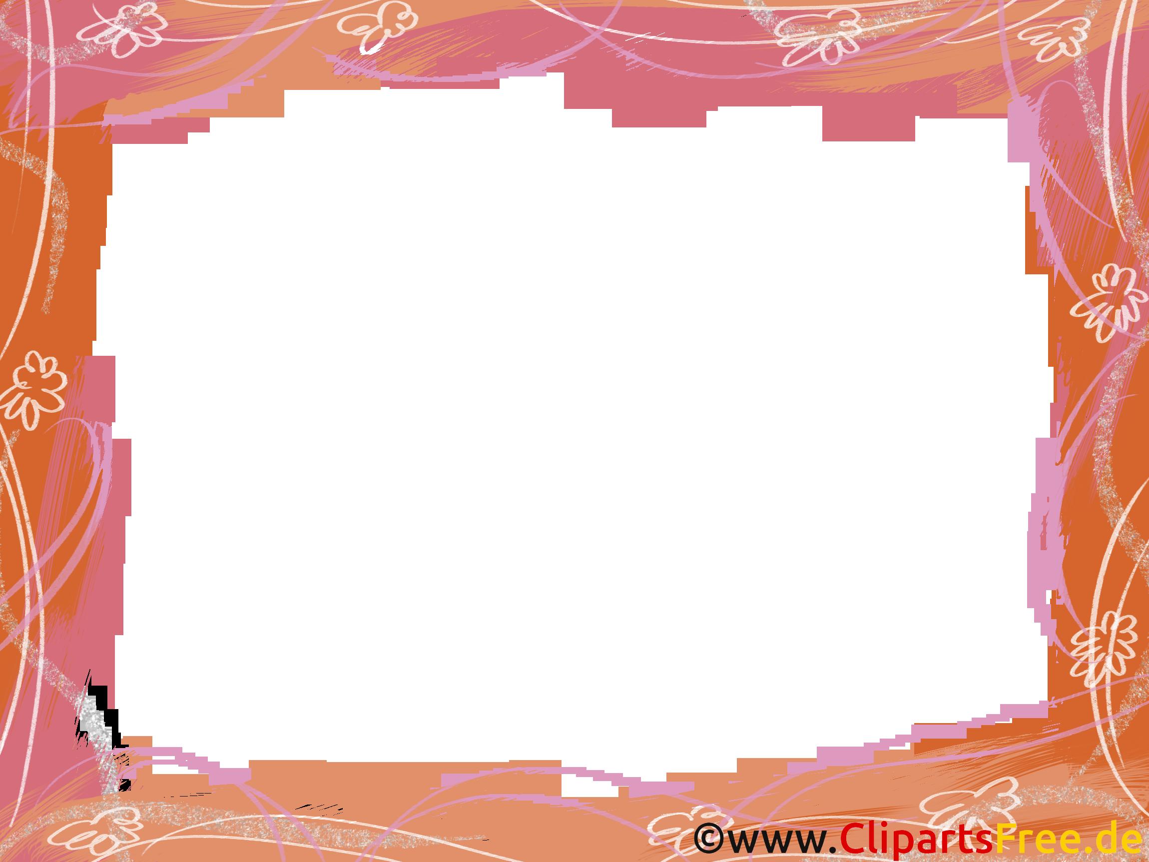 Cadre image à télécharger – Fête des Mères clipart