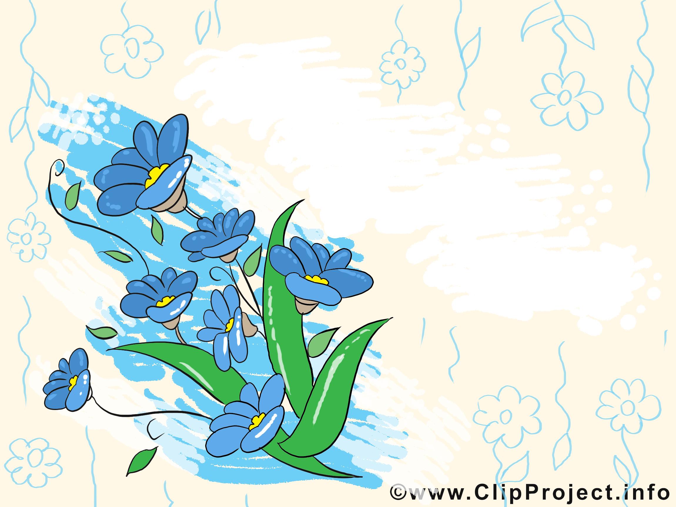 Clipart fleurs – Fête des Mères dessins gratuits