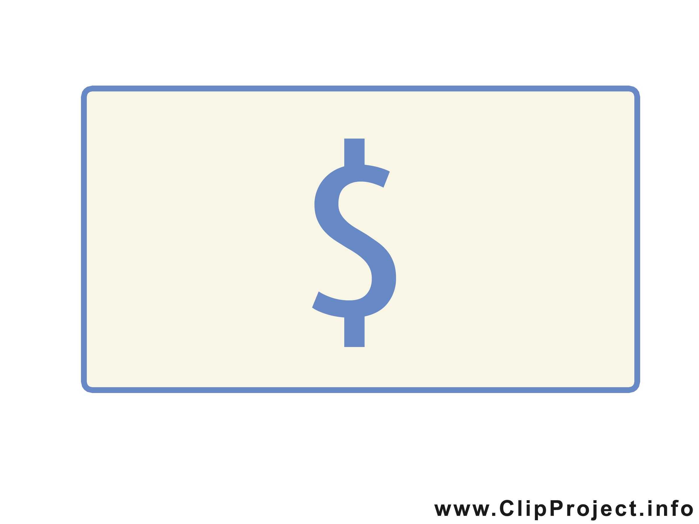 Dollars image – Finances images cliparts