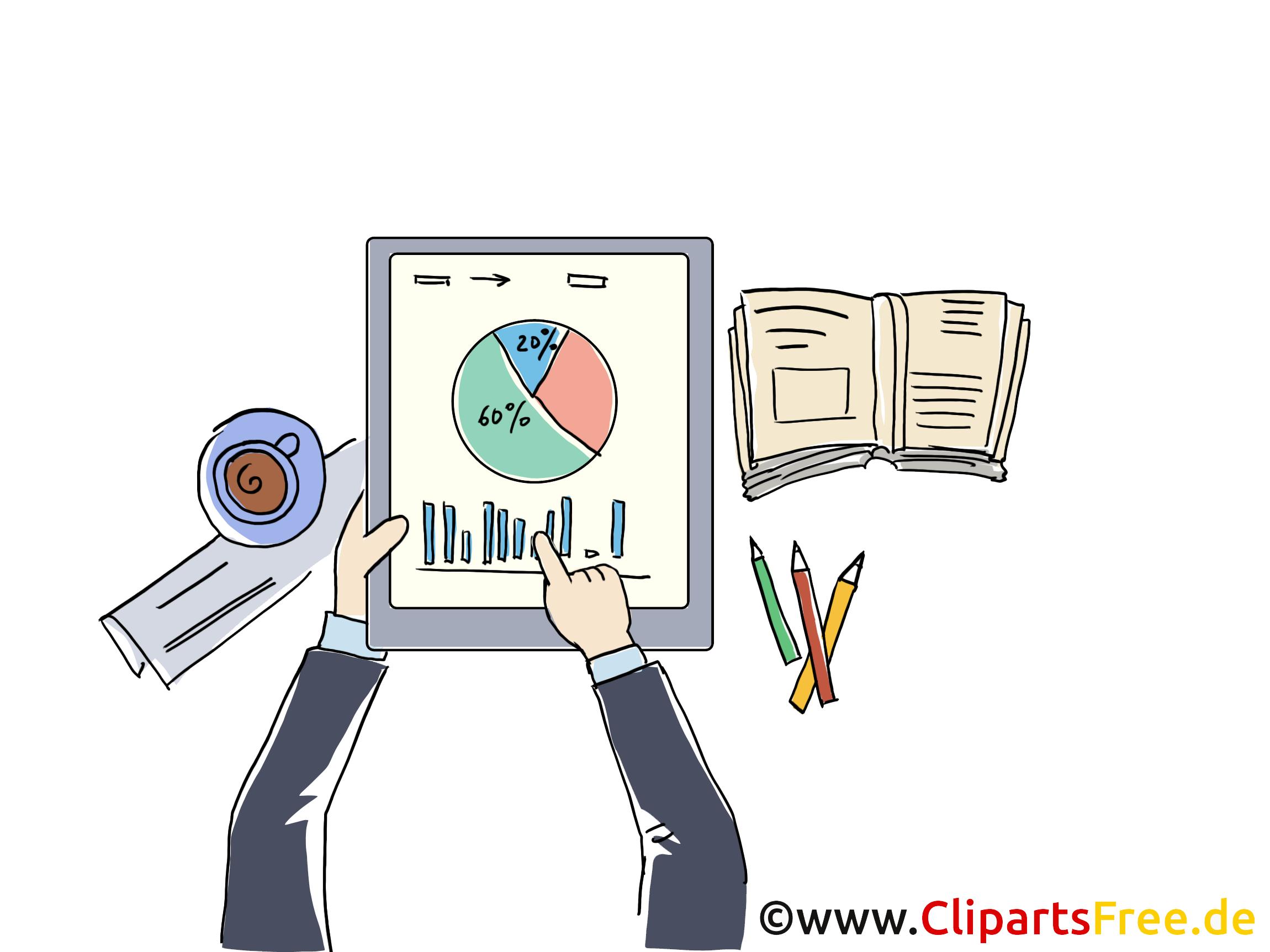 Présentation clip arts gratuits – Finances illustrations