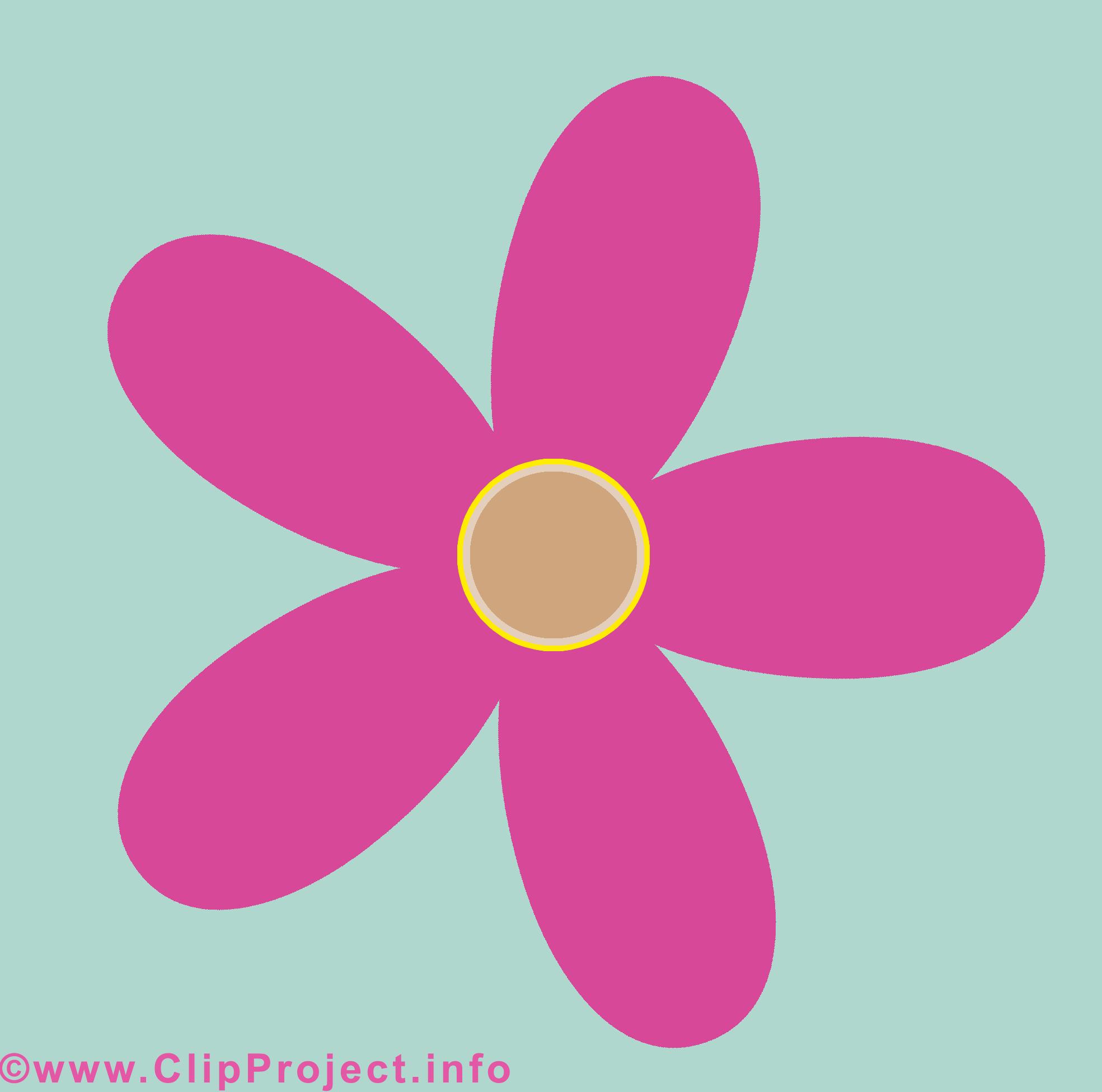 Cliparts gratuis fleurs images