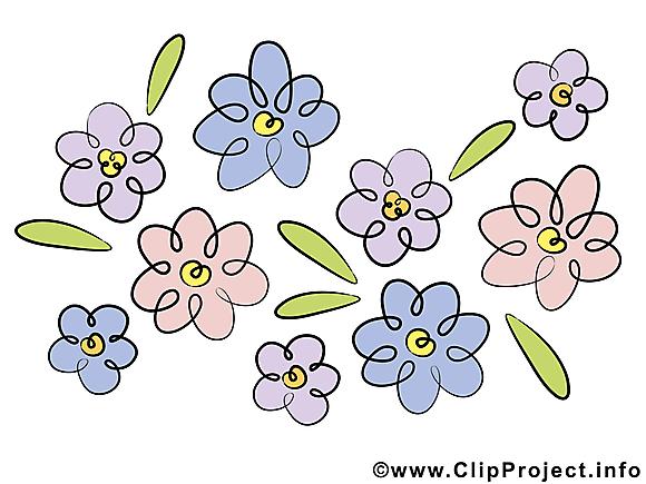 Floraison illustration – Fleurs images