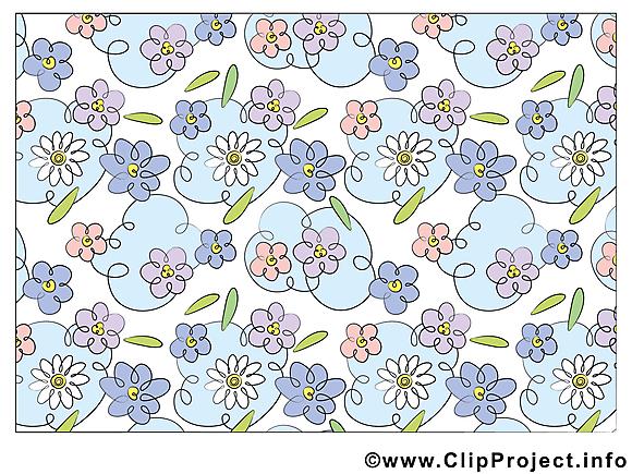 Fonds d'écran images – Fleurs dessins gratuits