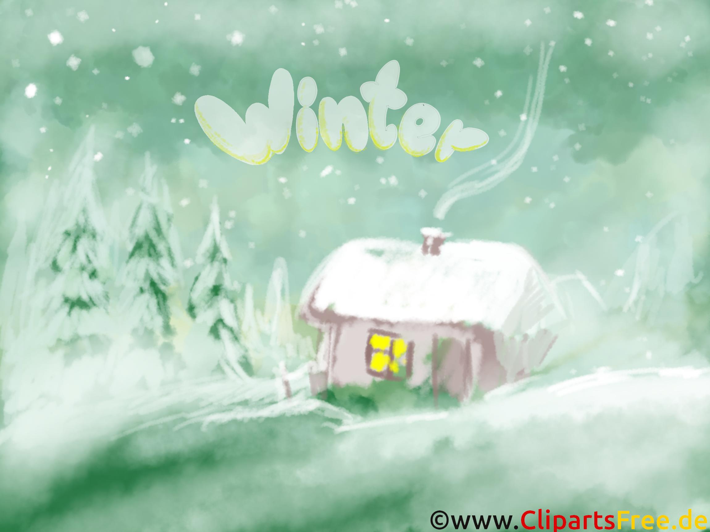 Hiver clipart gratuit fonds d 39 cran images fonds d for Fond ecran gratuit hiver